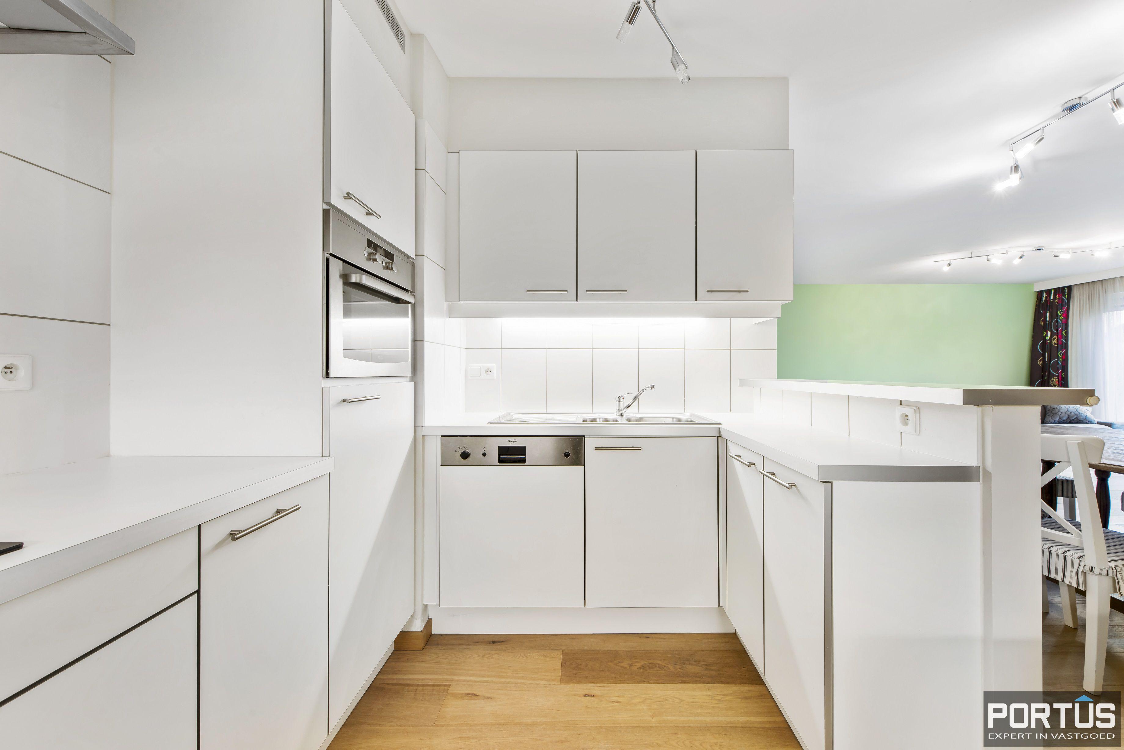 Gelijkvloers appartement te koop met 2 slaapkamers en privé tuin - 9837