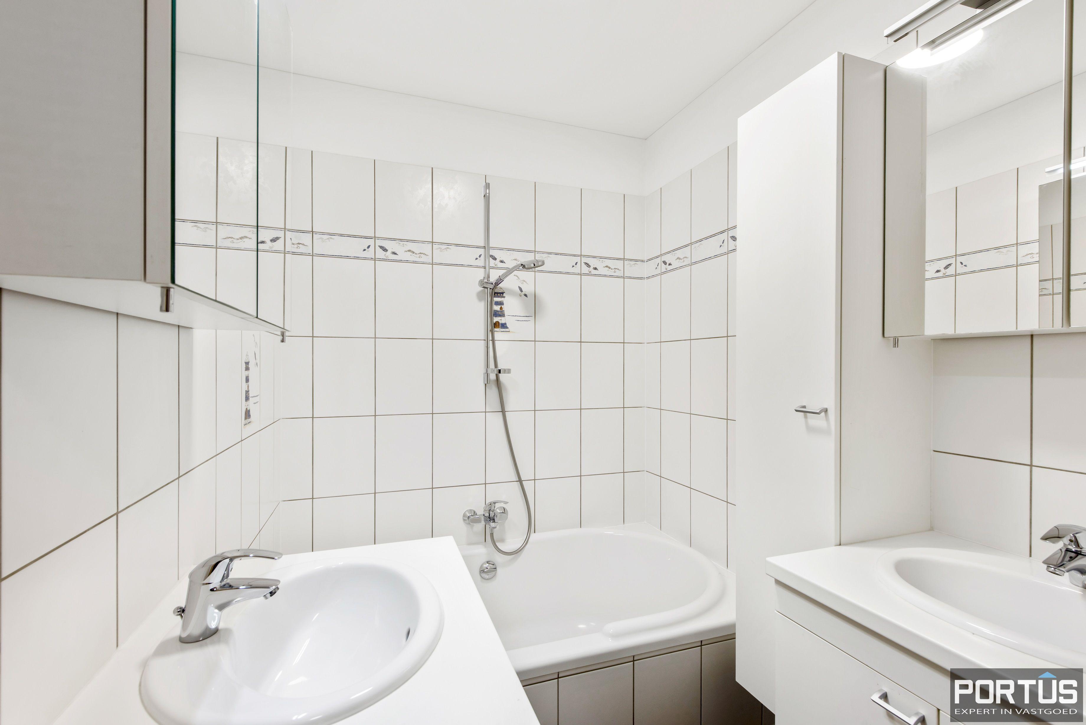 Gelijkvloers appartement te koop met 2 slaapkamers en privé tuin - 9841