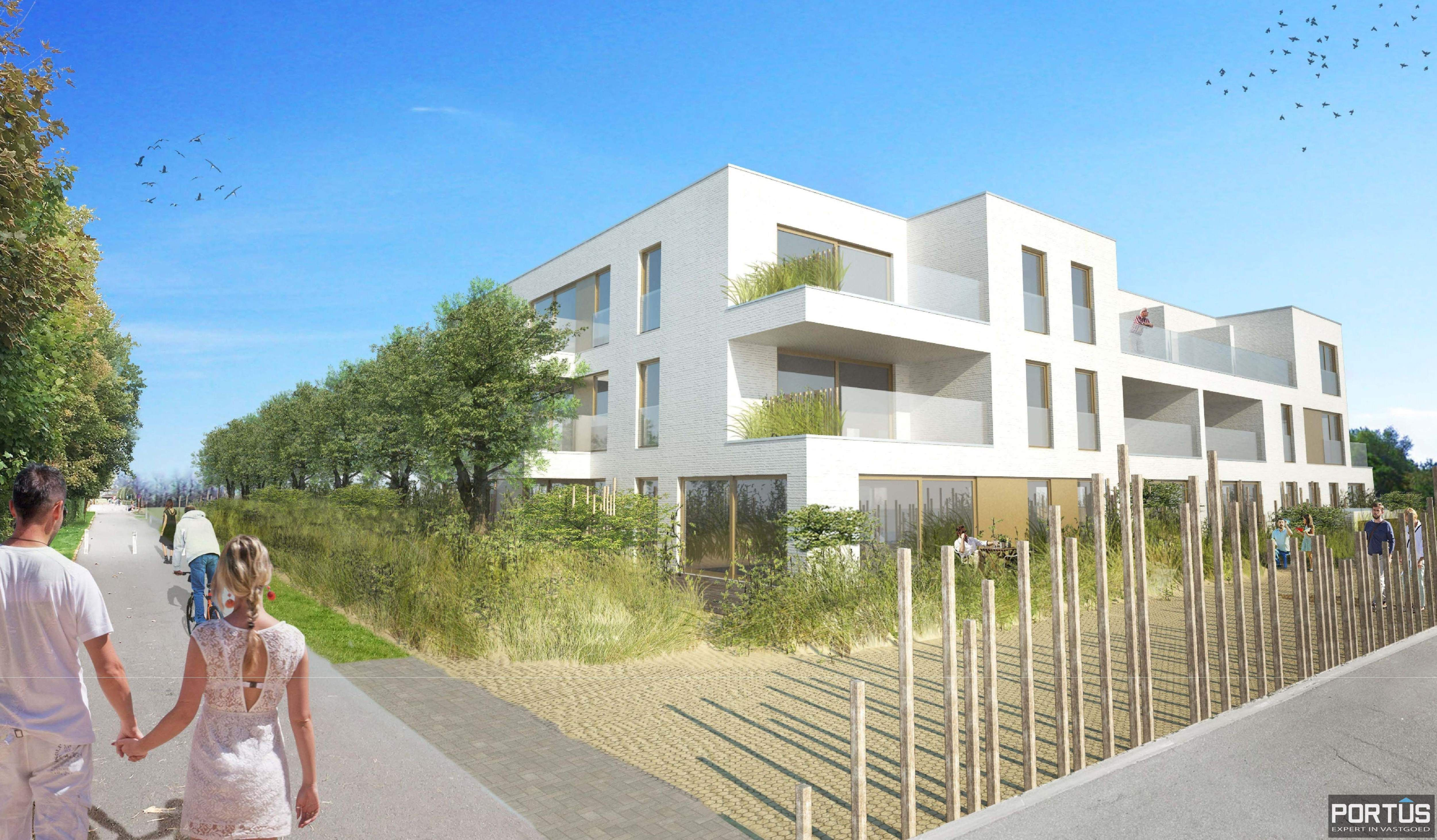 Nieuwbouwappartement te koop residentie Villa Duchamp - 9853