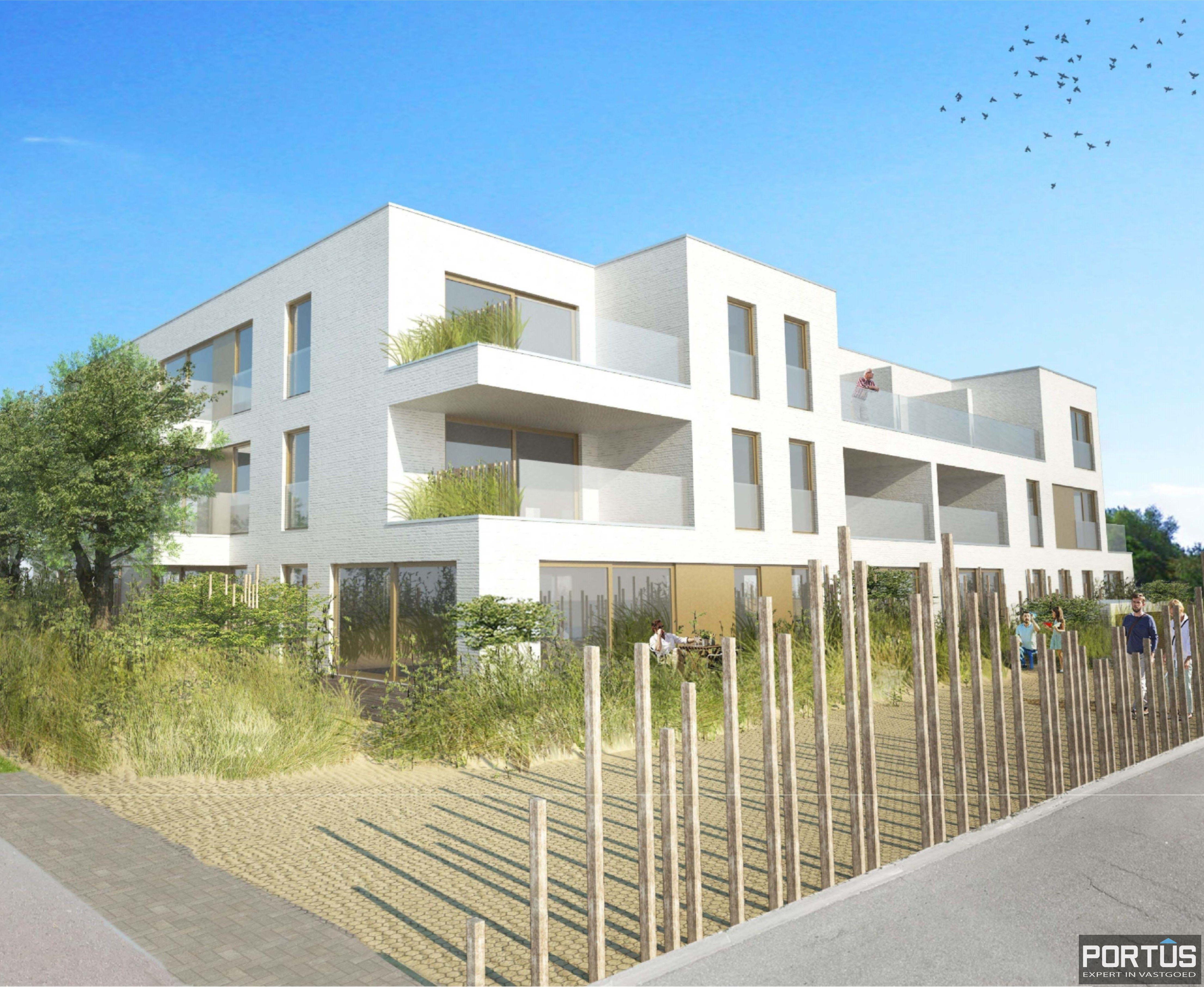Nieuwbouwappartement te koop residentie Villa Duchamp - 9857