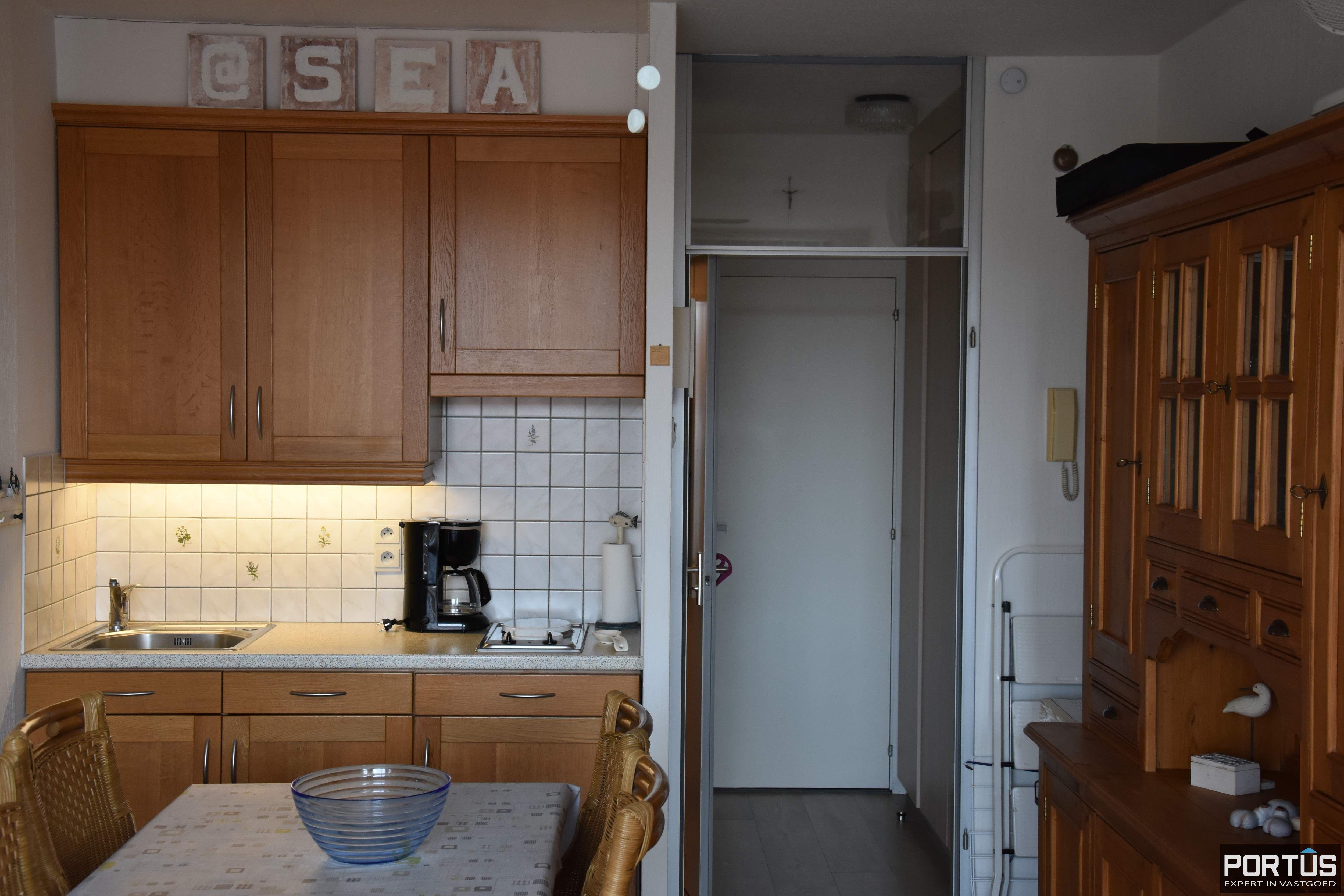 Instapklare studio te koop te Nieuwpoort - 9869