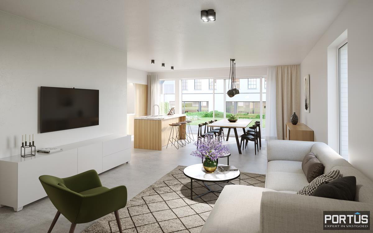 Nieuwbouwwoning met 4 slaapkamers te koop te Lombardsijde - 12150