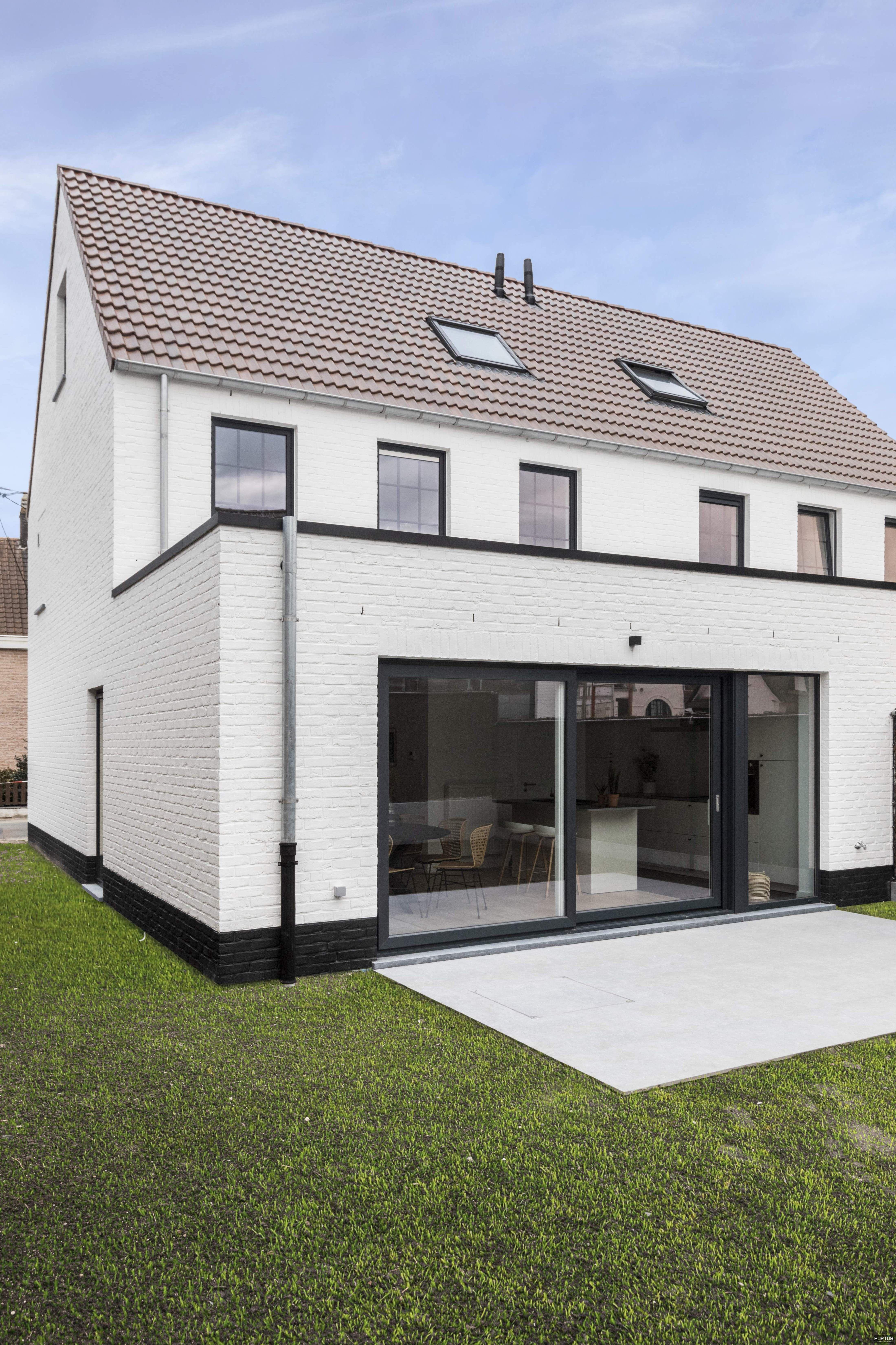 Nieuwbouwwoning met 4 slaapkamers te koop te Lombardsijde - 12152
