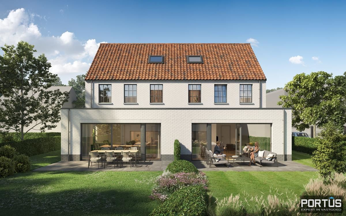 Nieuwbouwwoning te koop te Lombardsijde - 9961