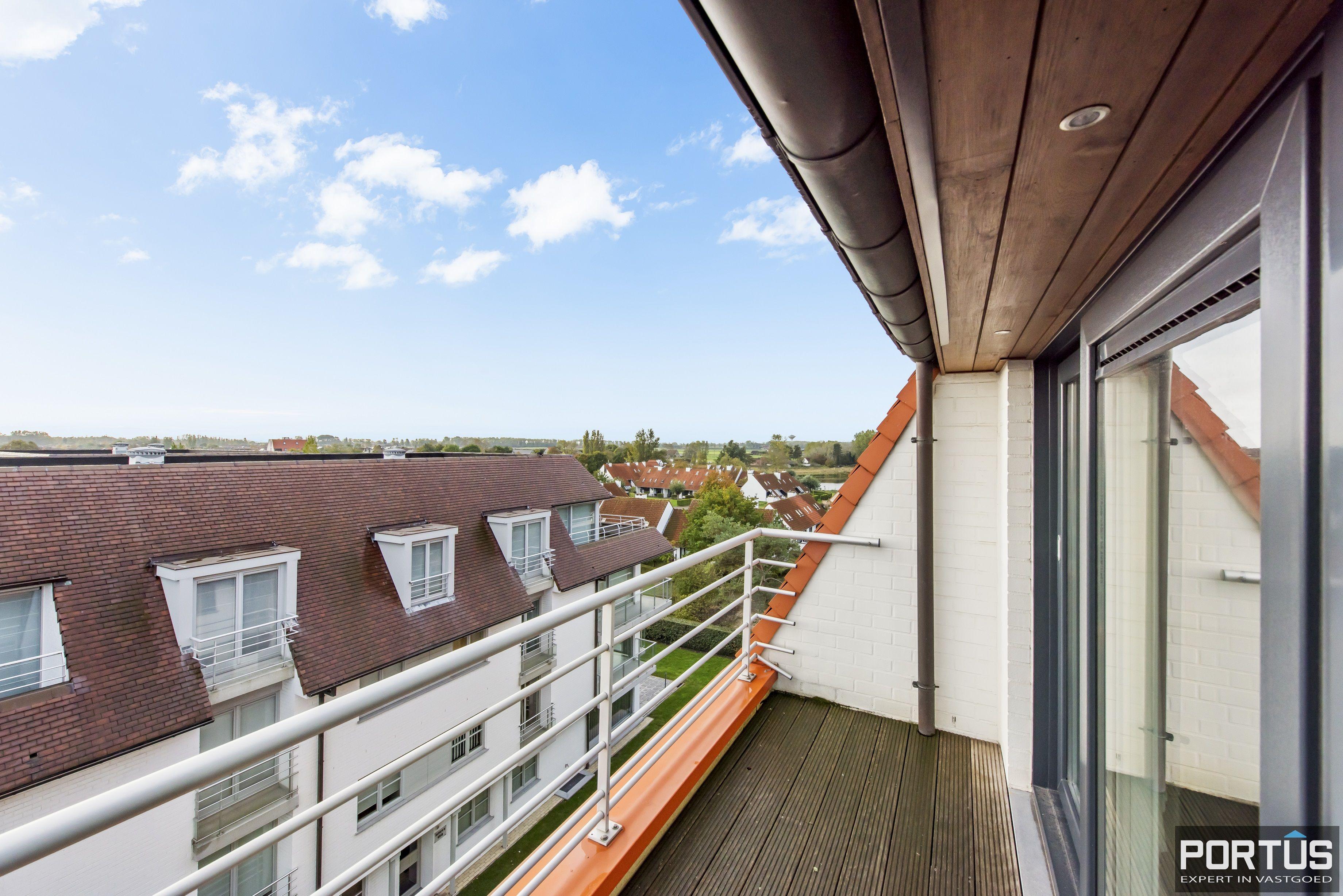 Instapklaar zongericht appartement met 2 slaapkamers te koop in Nieuwpoort - 10007