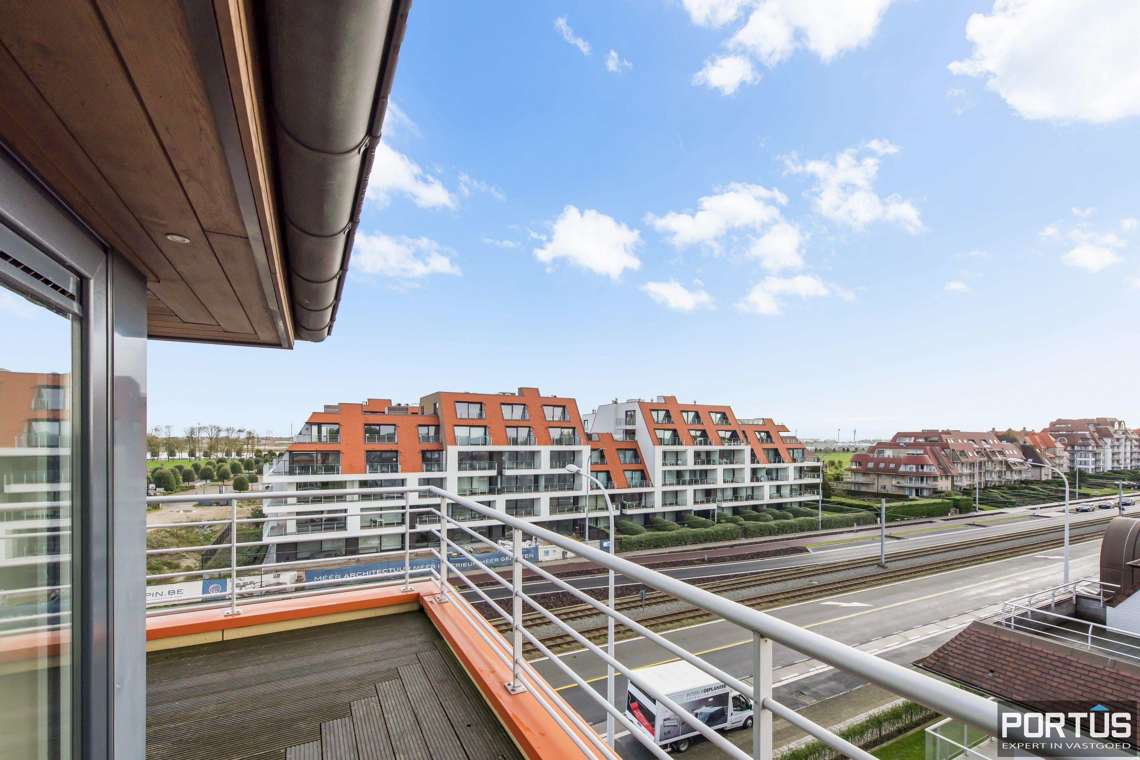Instapklaar zongericht appartement met 2 slaapkamers te koop in Nieuwpoort - 10008