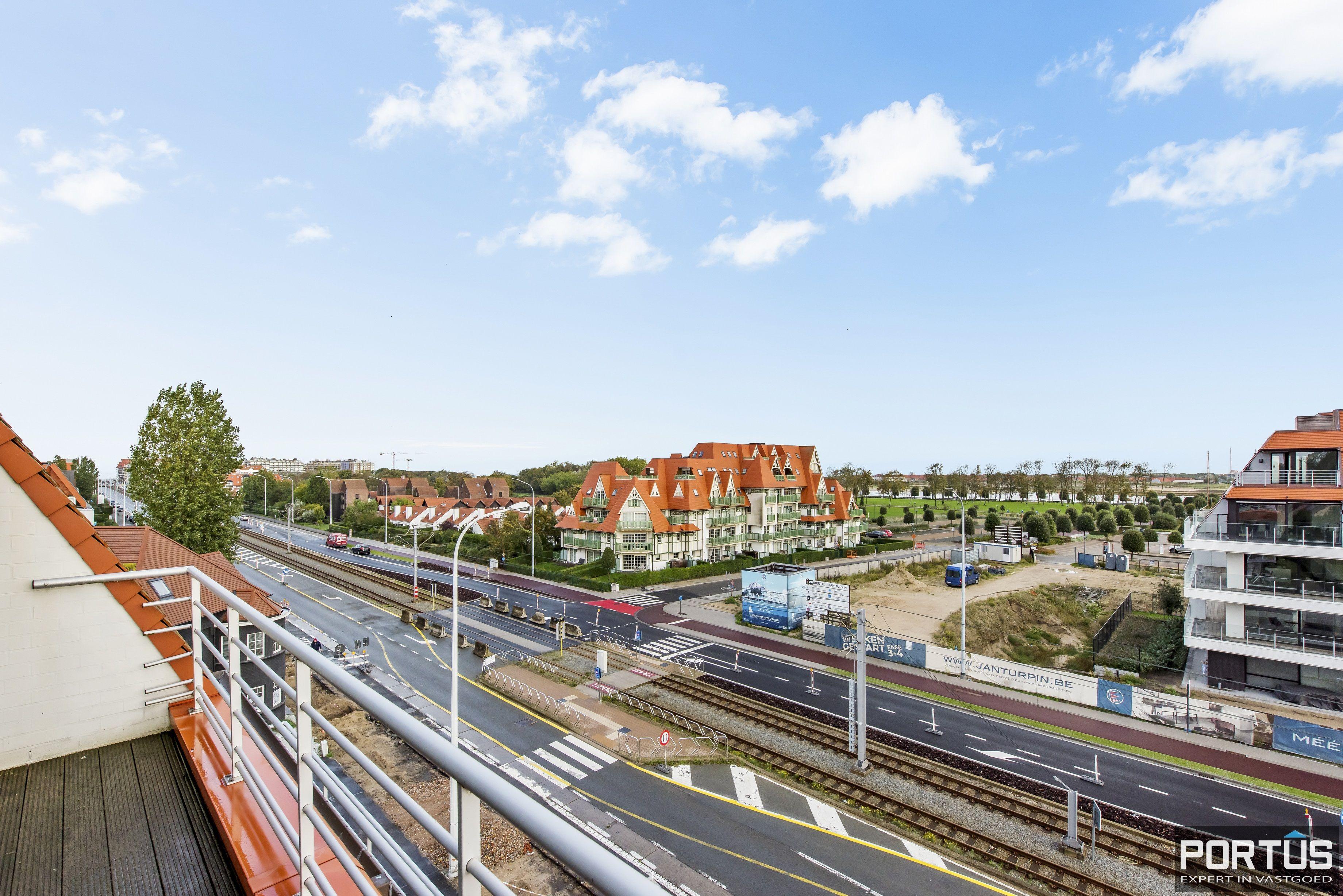 Instapklaar zongericht appartement met 2 slaapkamers te koop in Nieuwpoort - 10009