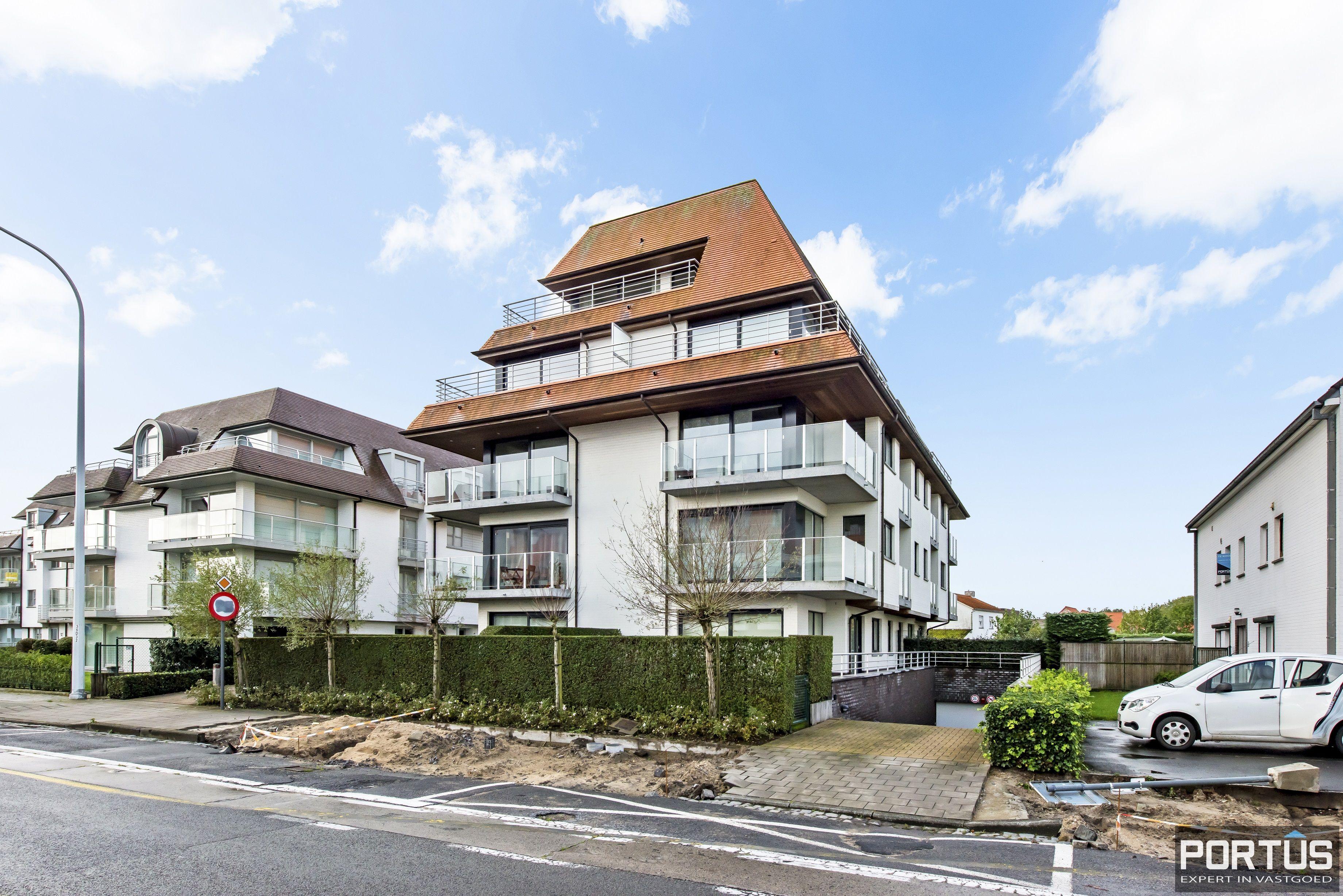 Instapklaar zongericht appartement met 2 slaapkamers te koop in Nieuwpoort - 10012