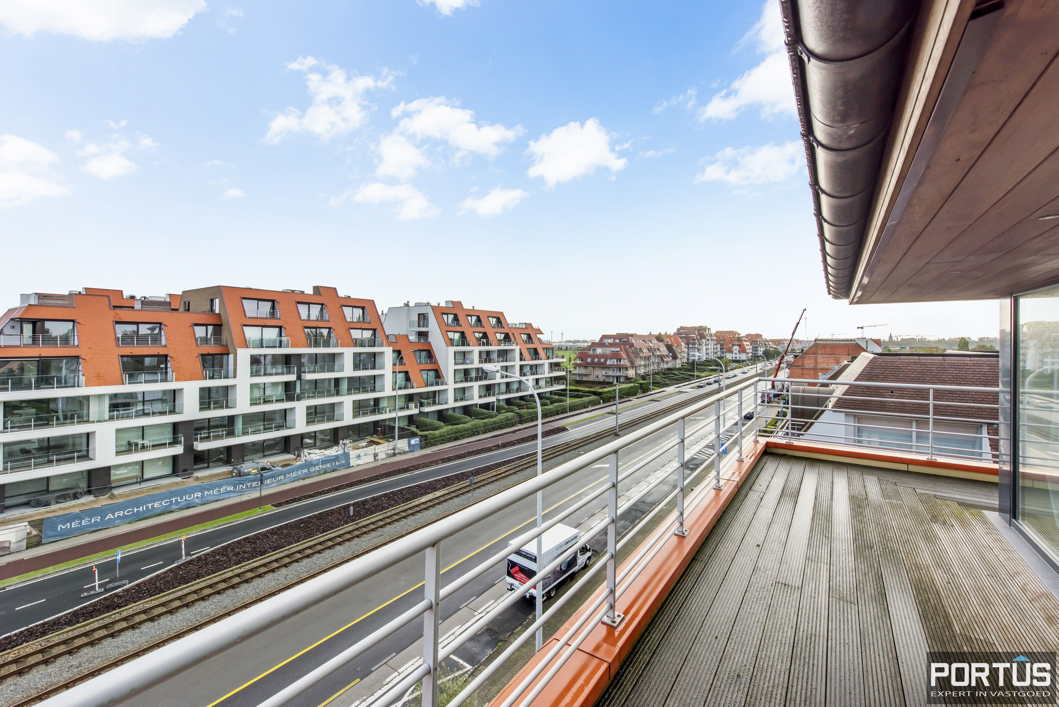 Instapklaar zongericht appartement met 2 slaapkamers te koop in Nieuwpoort - 10023