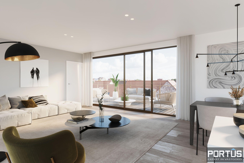 Nieuwbouwappartement te koop in residentie Villa Duchamp te Nieuwpoort - 10307