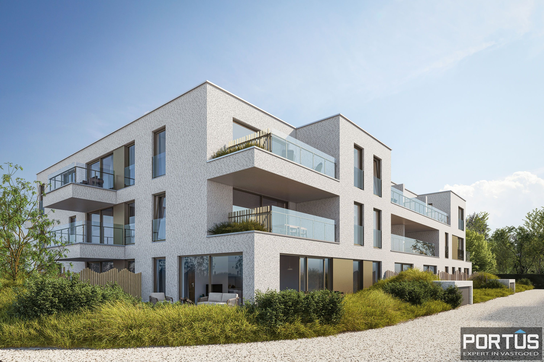 Nieuwbouwappartement te koop in residentie Villa Duchamp te Nieuwpoort