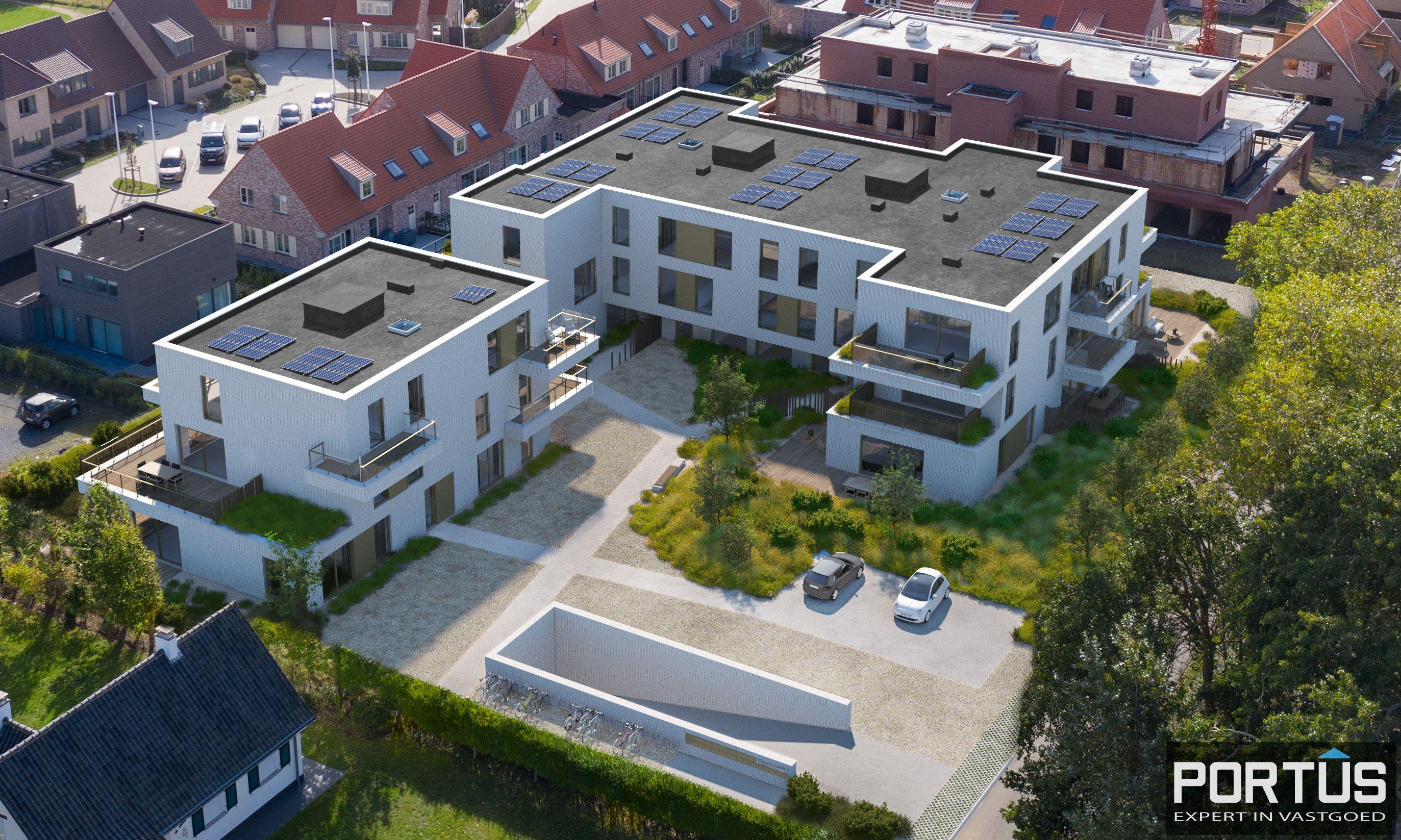 Nieuwbouwappartement te koop residentie Villa Duchamp - 10361