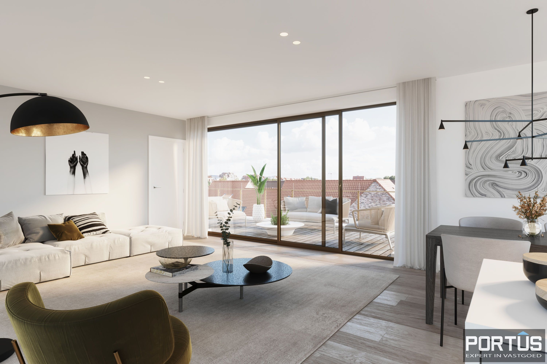 Nieuwbouwappartement te koop residentie Villa Duchamp - 10503