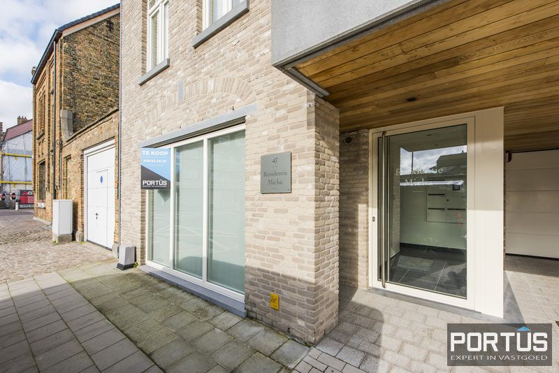 Instapklaar nieuwbouwappartement met 1 slaapkamer te koop te Nieuwpoort-Stad - 10208