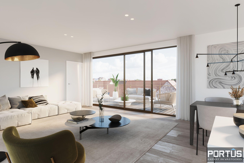 Nieuwbouwappartement te koop residentie Villa Duchamp - 10517