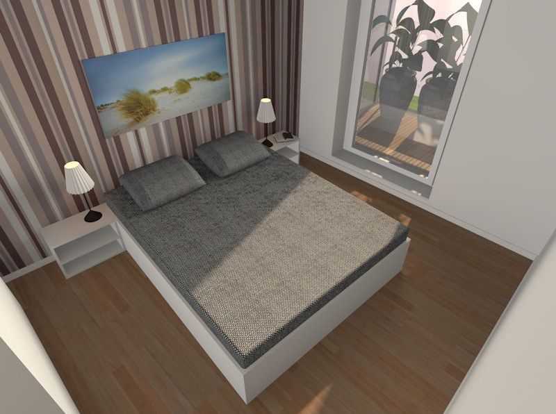 Nieuwbouwappartement met 2 slaapkamers te huur - 10529