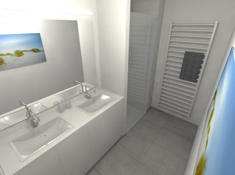 Nieuwbouw duplex-appartement met 2 slaapkamers en berging te huur - 10557