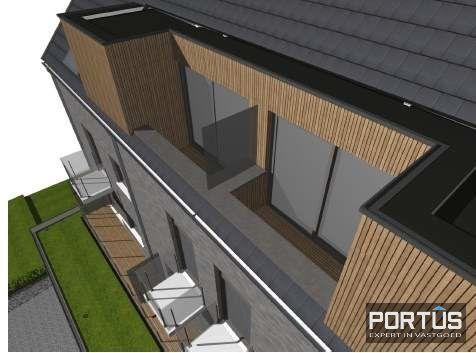 Nieuwbouw duplex-appartement met 2 slaapkamers en berging te huur - 10558