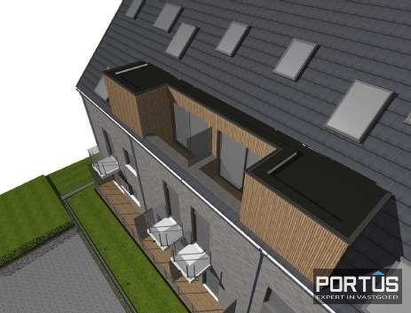 Nieuwbouw duplex-appartement met 2 slaapkamers en berging te huur - 10560