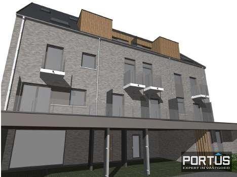 Nieuwbouw duplex-appartement met 2 slaapkamers en berging te huur - 10561