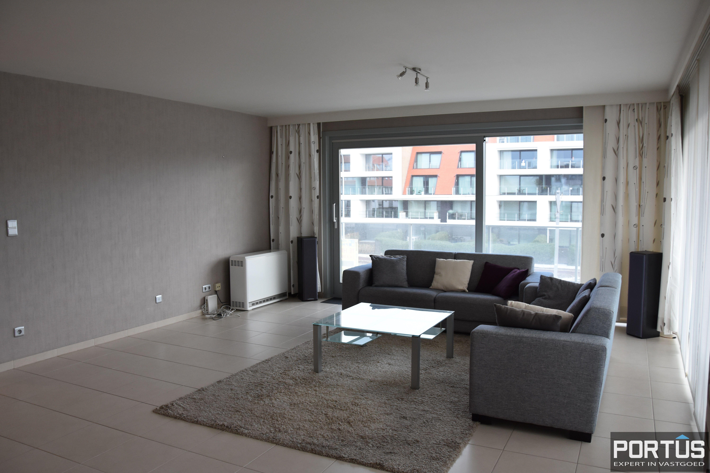 Hoekappartement met 2 slaapkamers te huur in Nieuwpoort - 10634