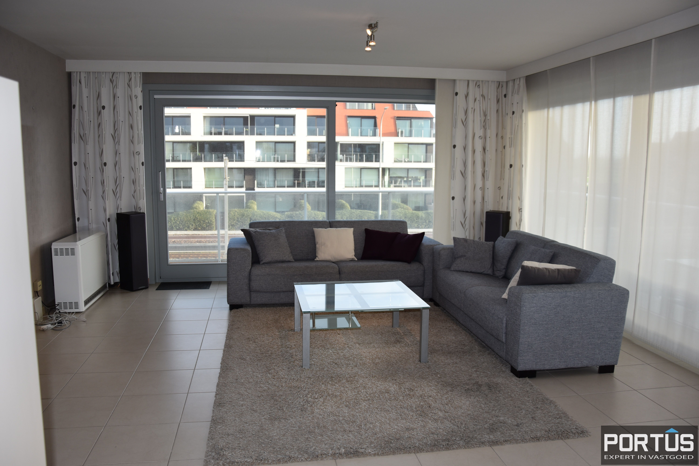Hoekappartement met 2 slaapkamers te huur in Nieuwpoort - 10639