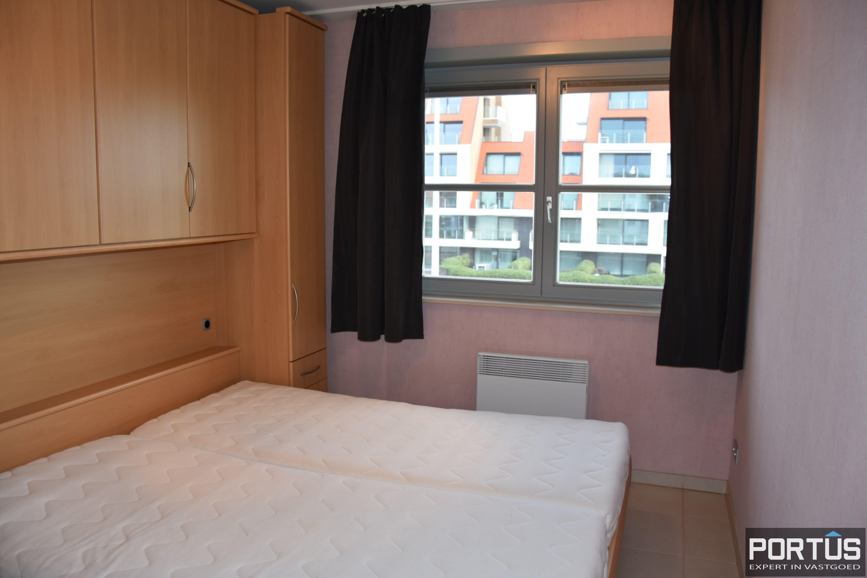 Hoekappartement met 2 slaapkamers te huur in Nieuwpoort - 10641