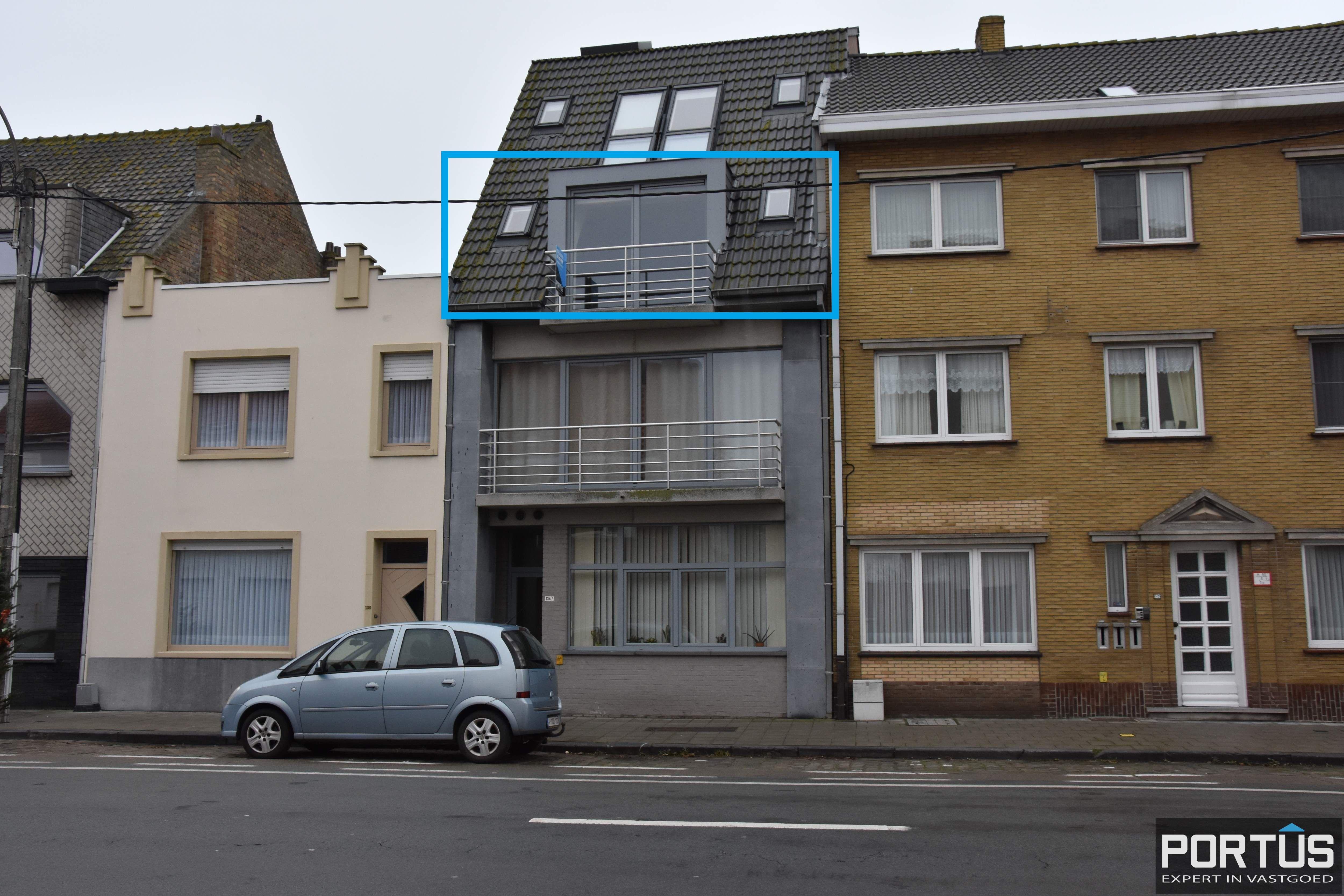 Appartement te huur met 2 slaapkamers in Lombardsijde