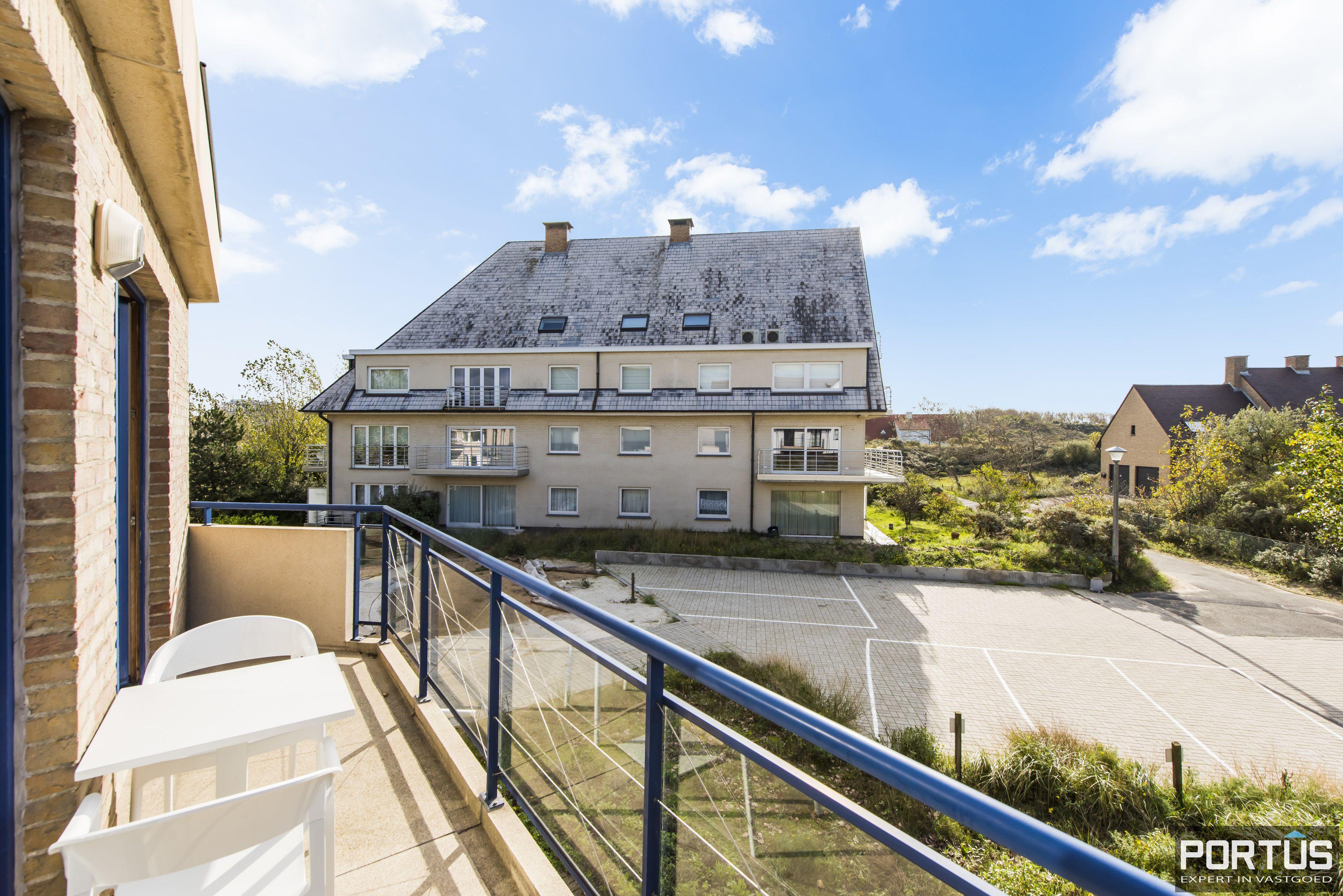 Zongericht en rustig gelegen appartement met 3 slaapkamers te koop te Oostduinkerke - 10695