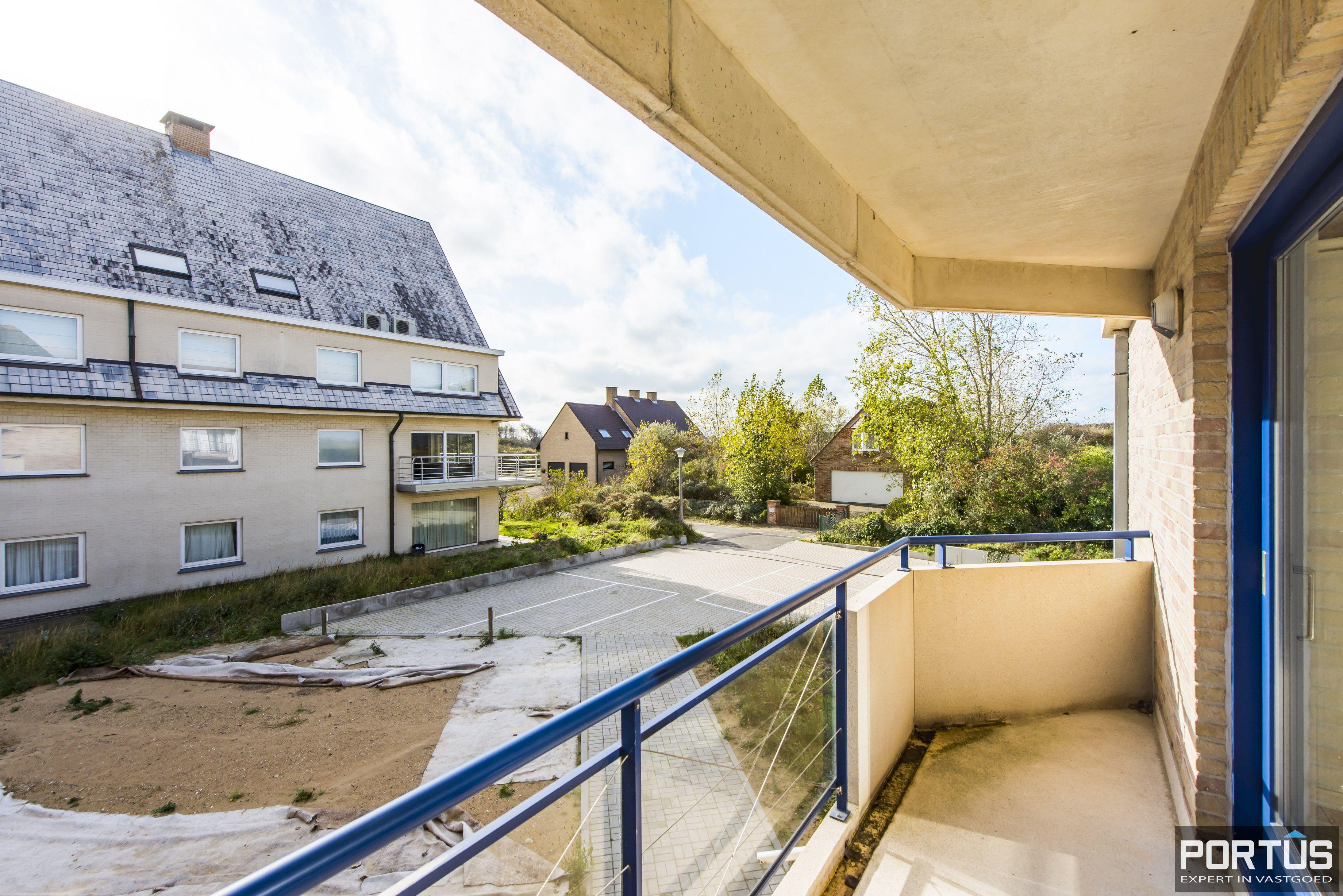 Zongericht en rustig gelegen appartement met 3 slaapkamers te koop te Oostduinkerke - 10696