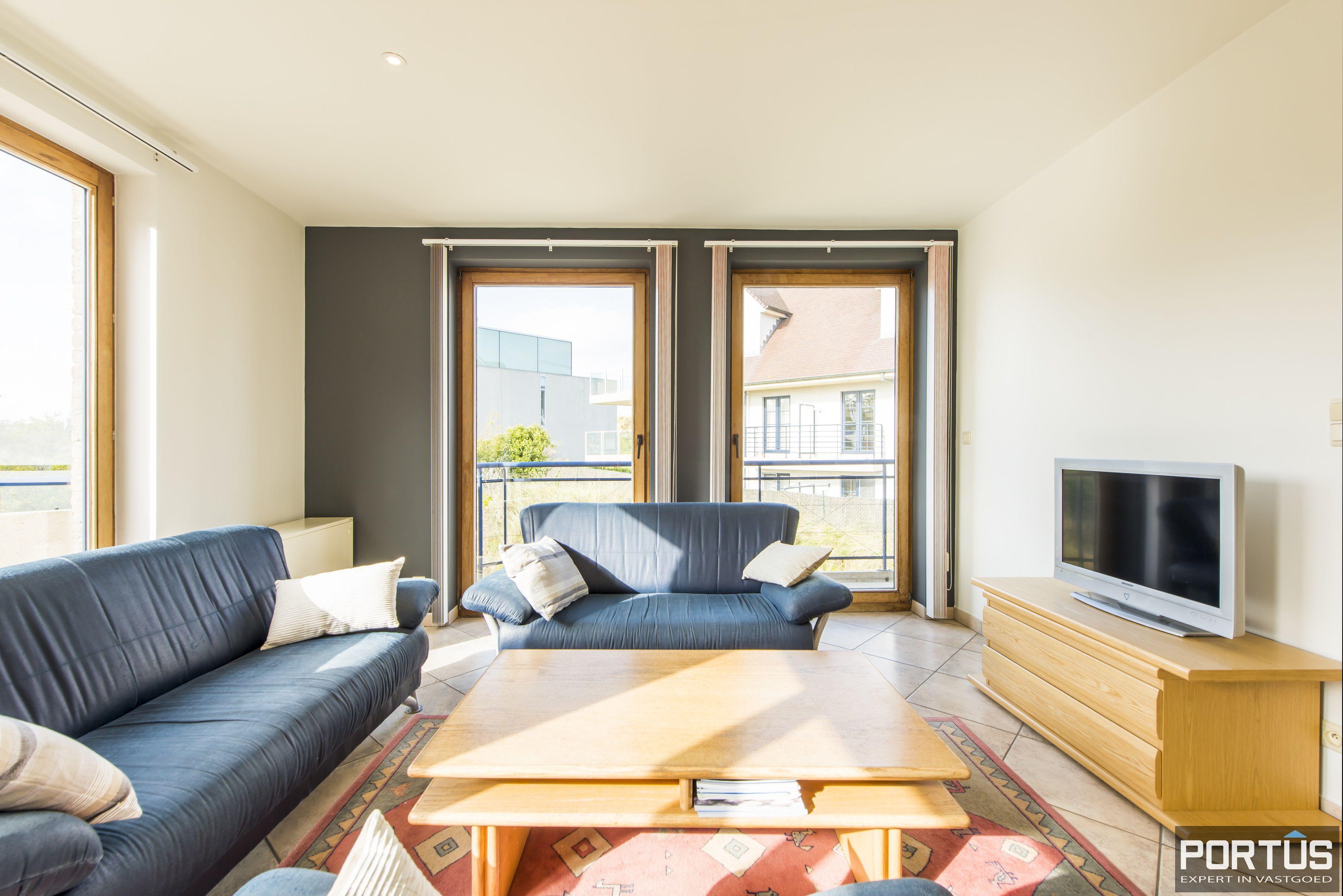 Zongericht en rustig gelegen appartement met 3 slaapkamers te koop te Oostduinkerke - 10700
