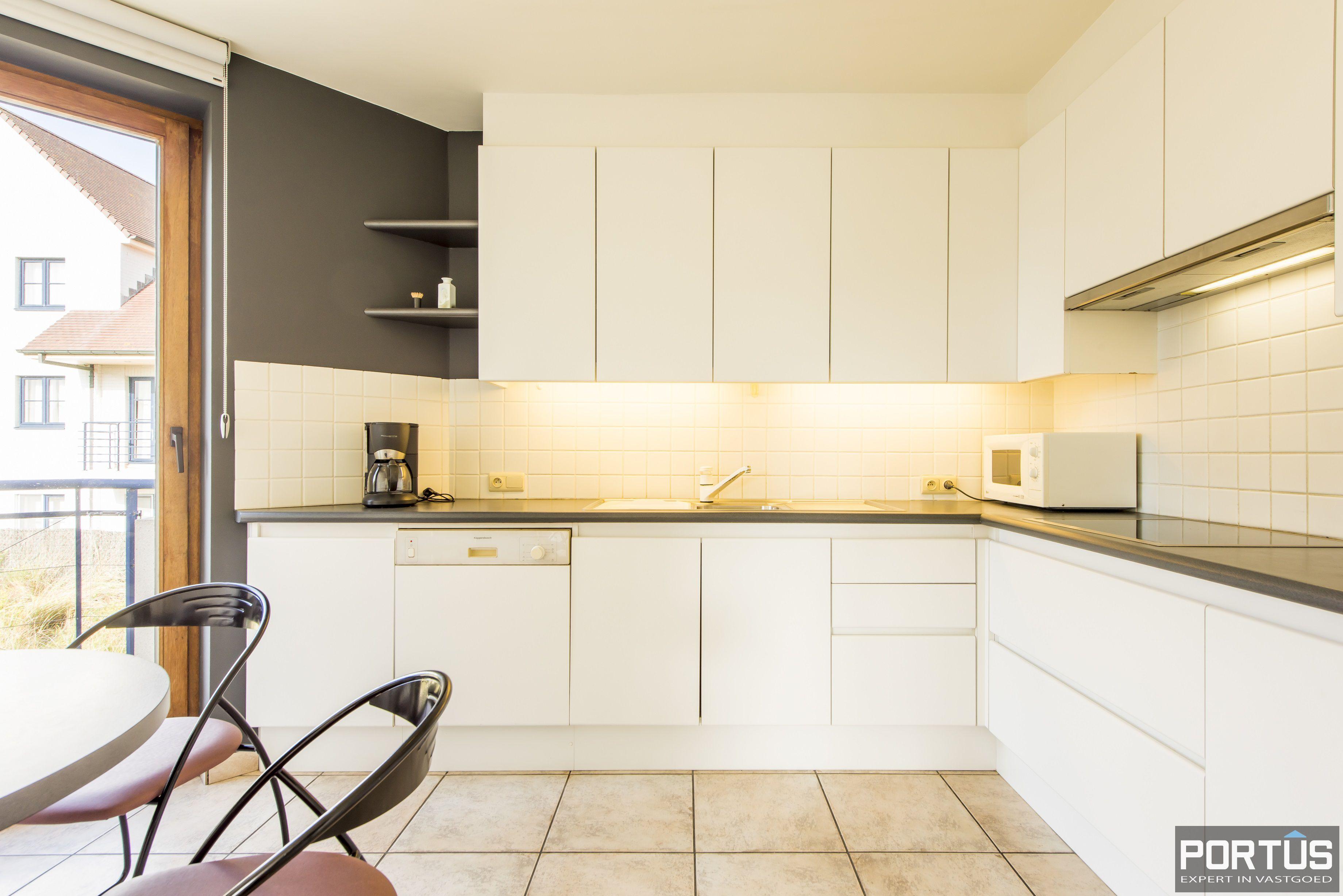 Zongericht en rustig gelegen appartement met 3 slaapkamers te koop te Oostduinkerke - 10704