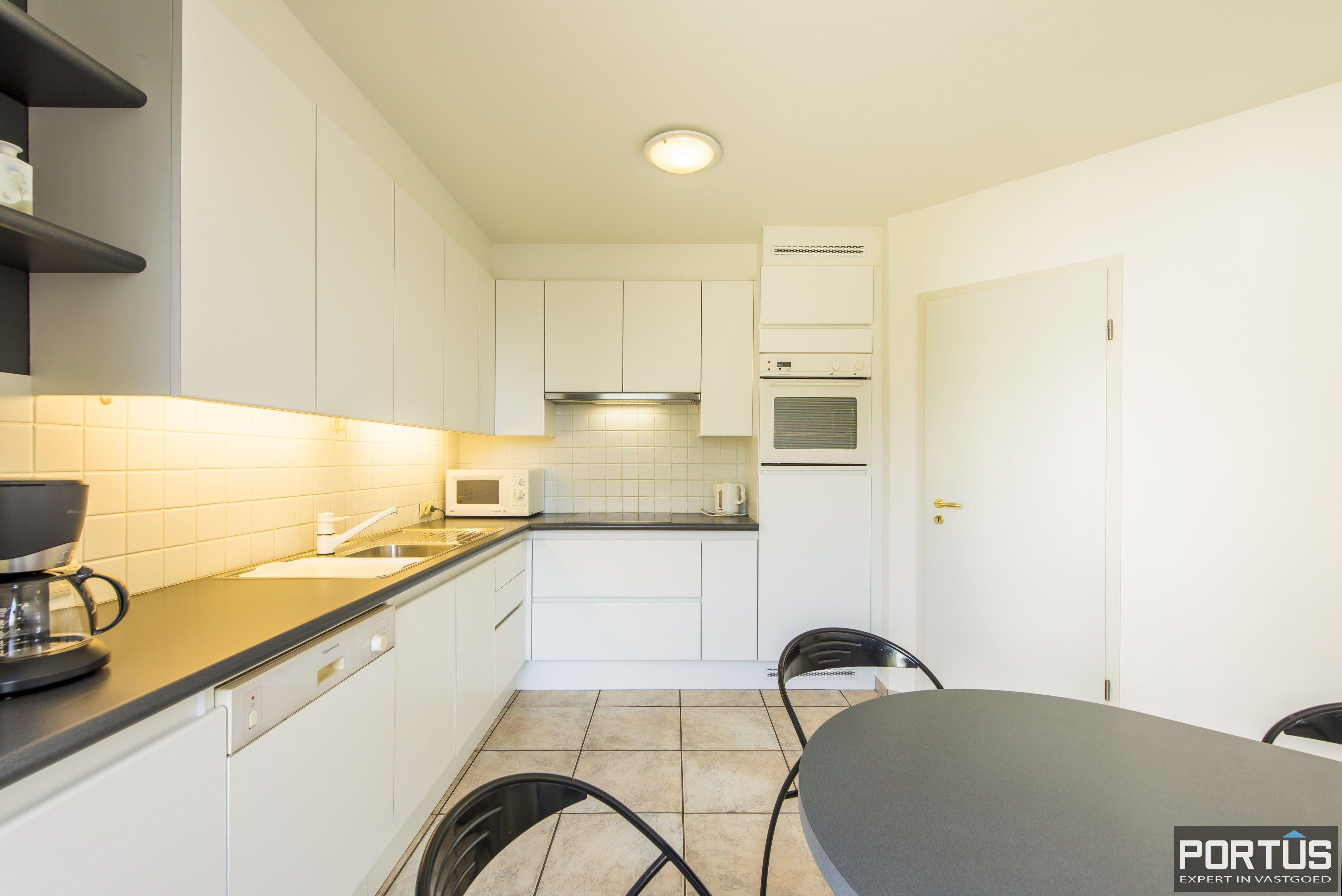 Zongericht en rustig gelegen appartement met 3 slaapkamers te koop te Oostduinkerke - 10705