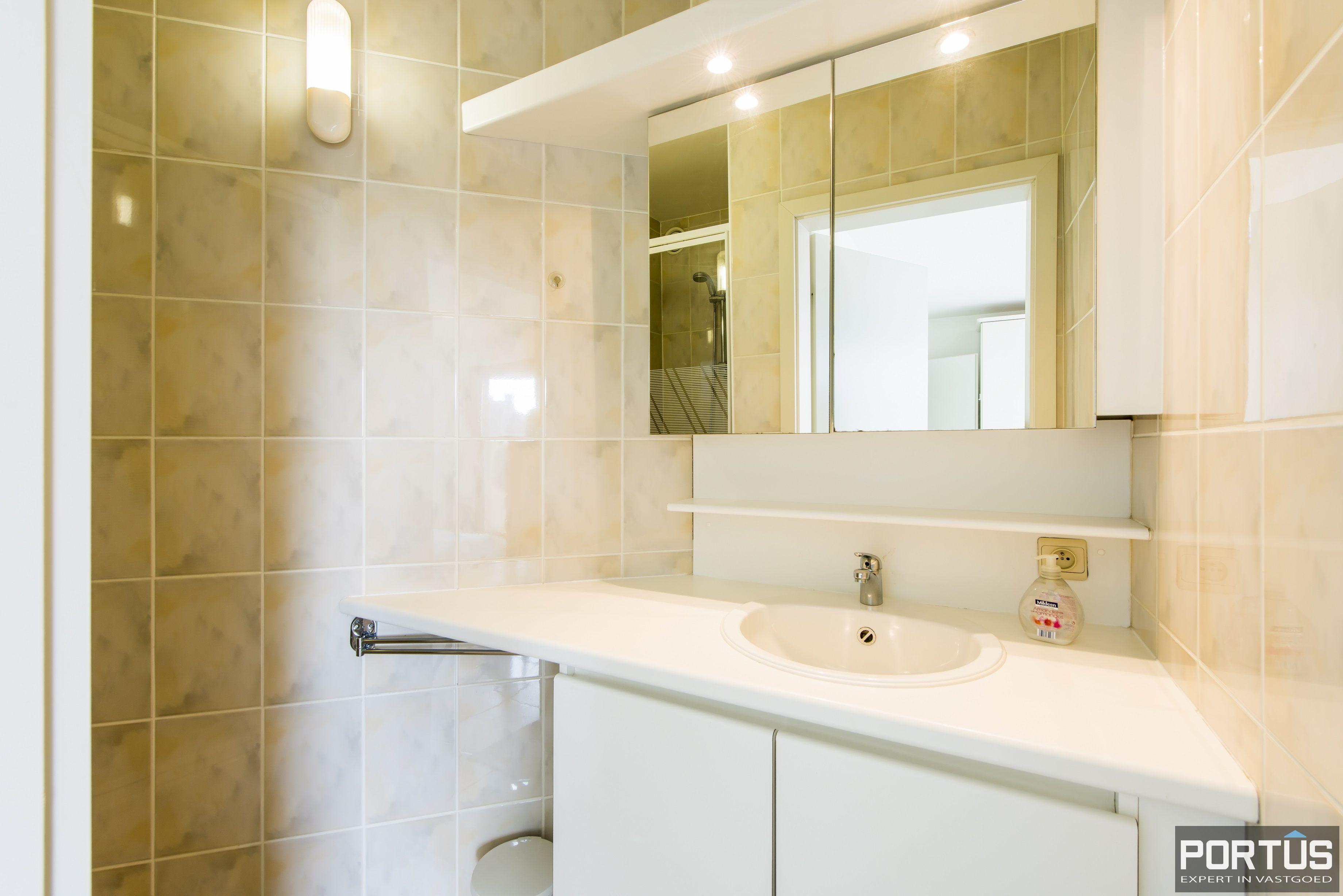Zongericht en rustig gelegen appartement met 3 slaapkamers te koop te Oostduinkerke - 10707
