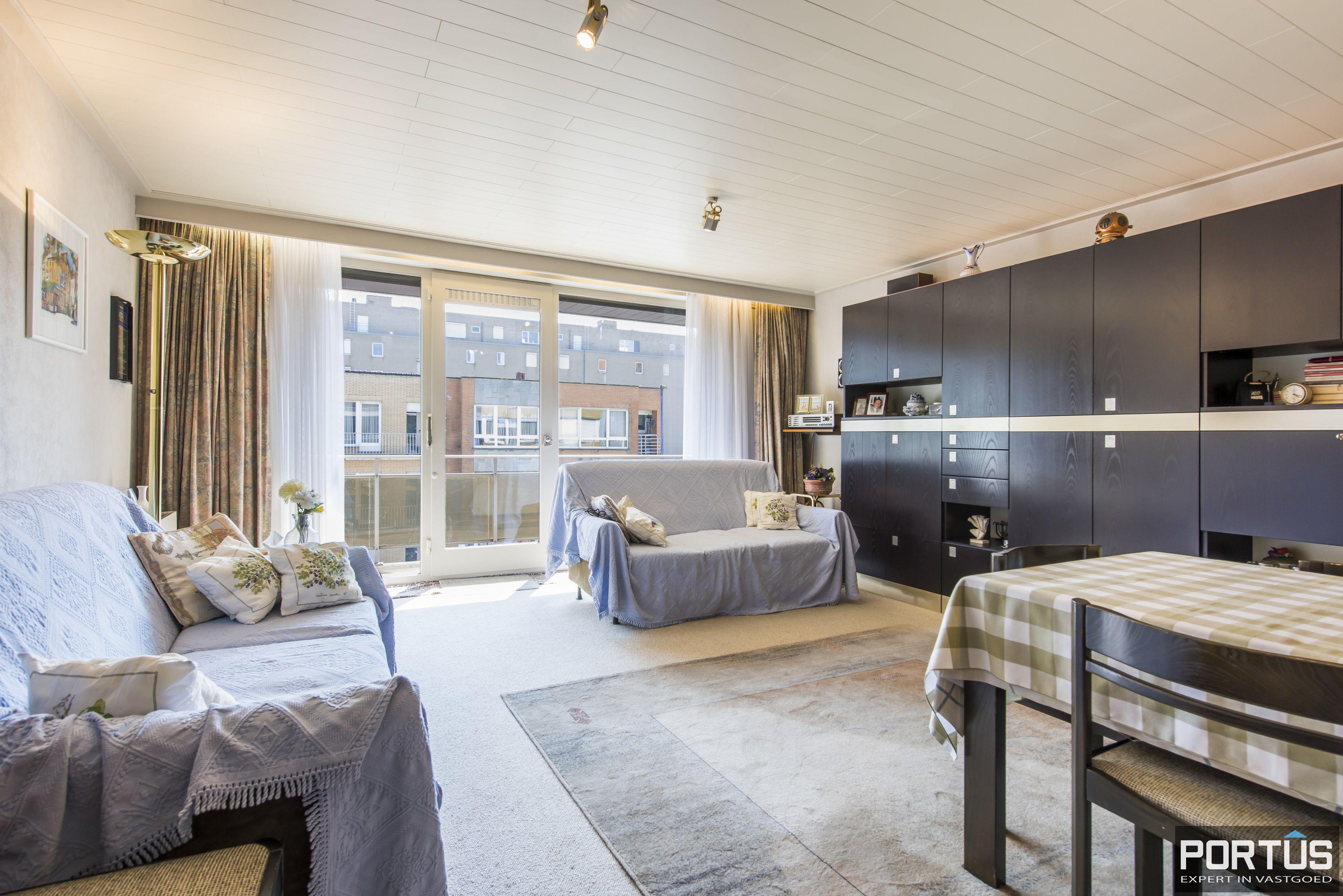 Studio met ruime leefruimte en zongericht terras te koop te Nieuwpoort - 10710