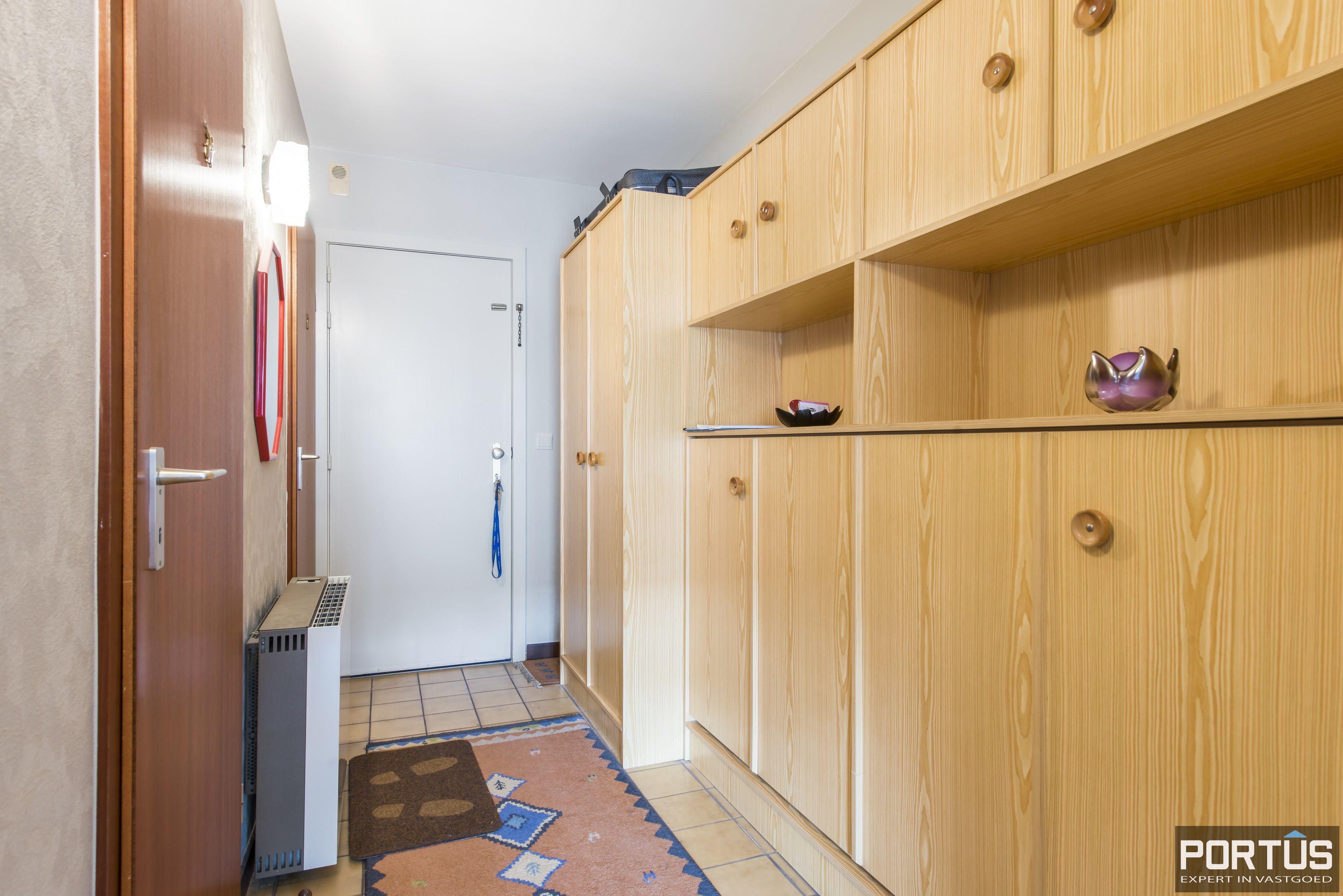 Studio met ruime leefruimte en zongericht terras te koop te Nieuwpoort - 10711