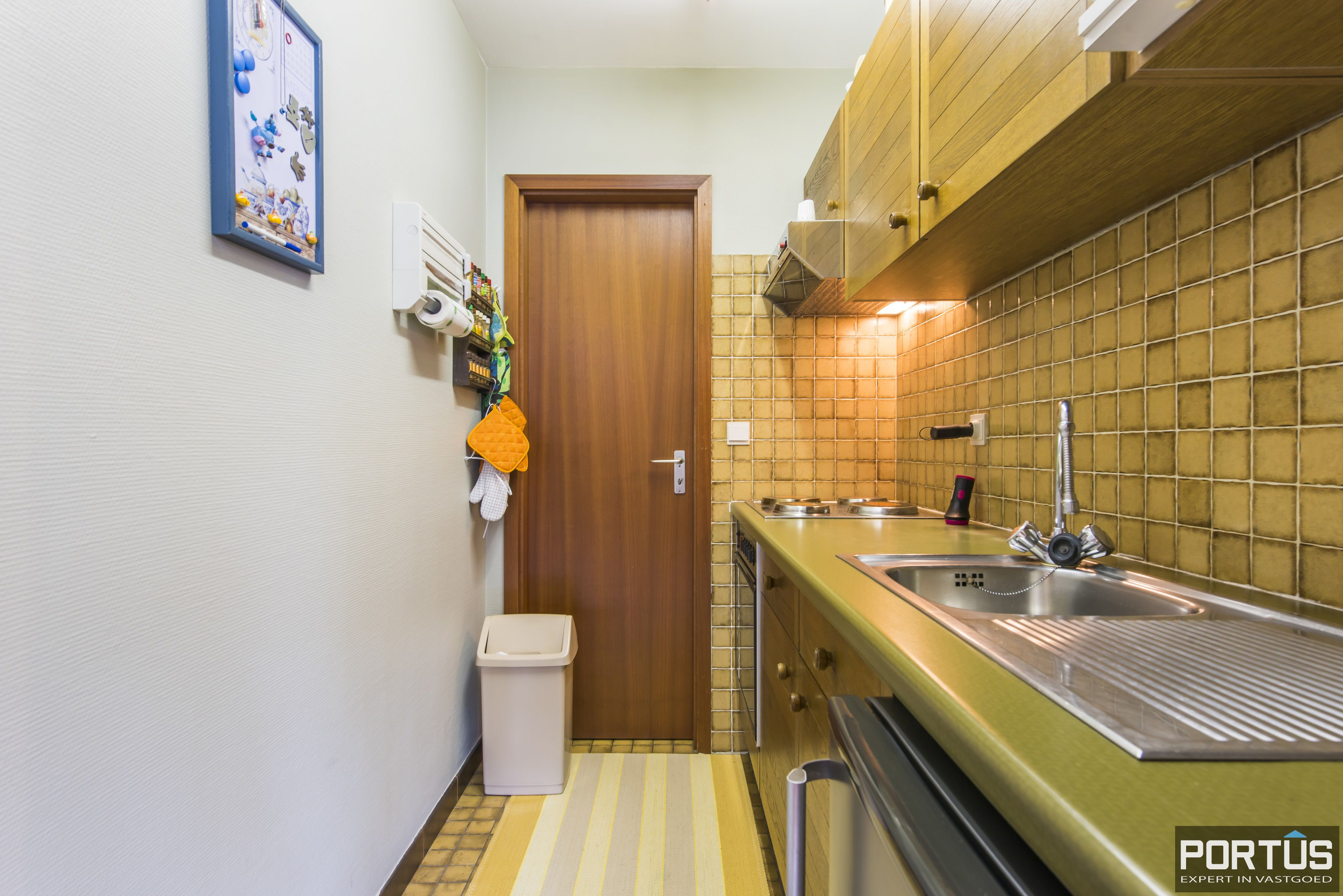 Studio met ruime leefruimte en zongericht terras te koop te Nieuwpoort - 10717