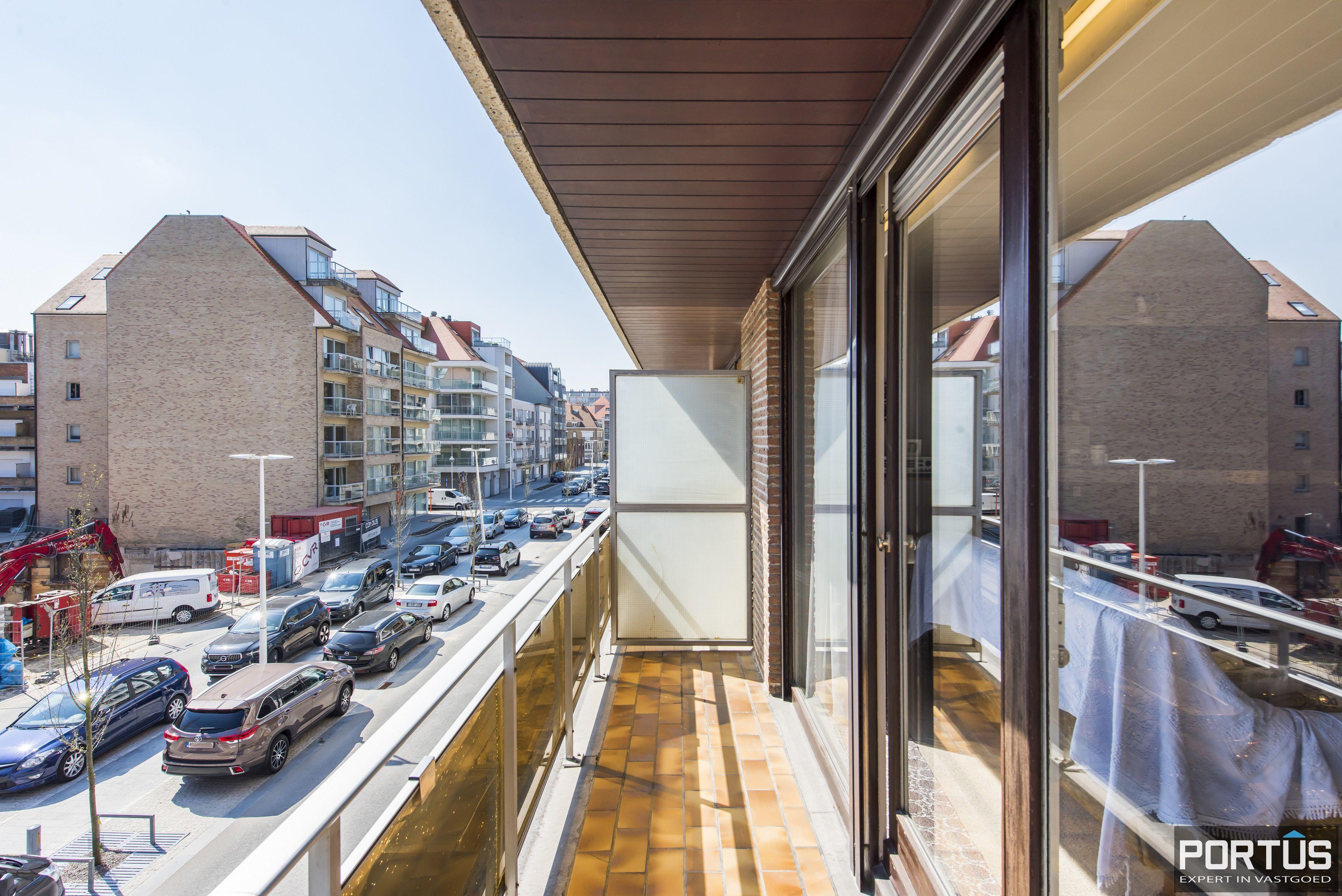 Studio met ruime leefruimte en zongericht terras te koop te Nieuwpoort - 10719