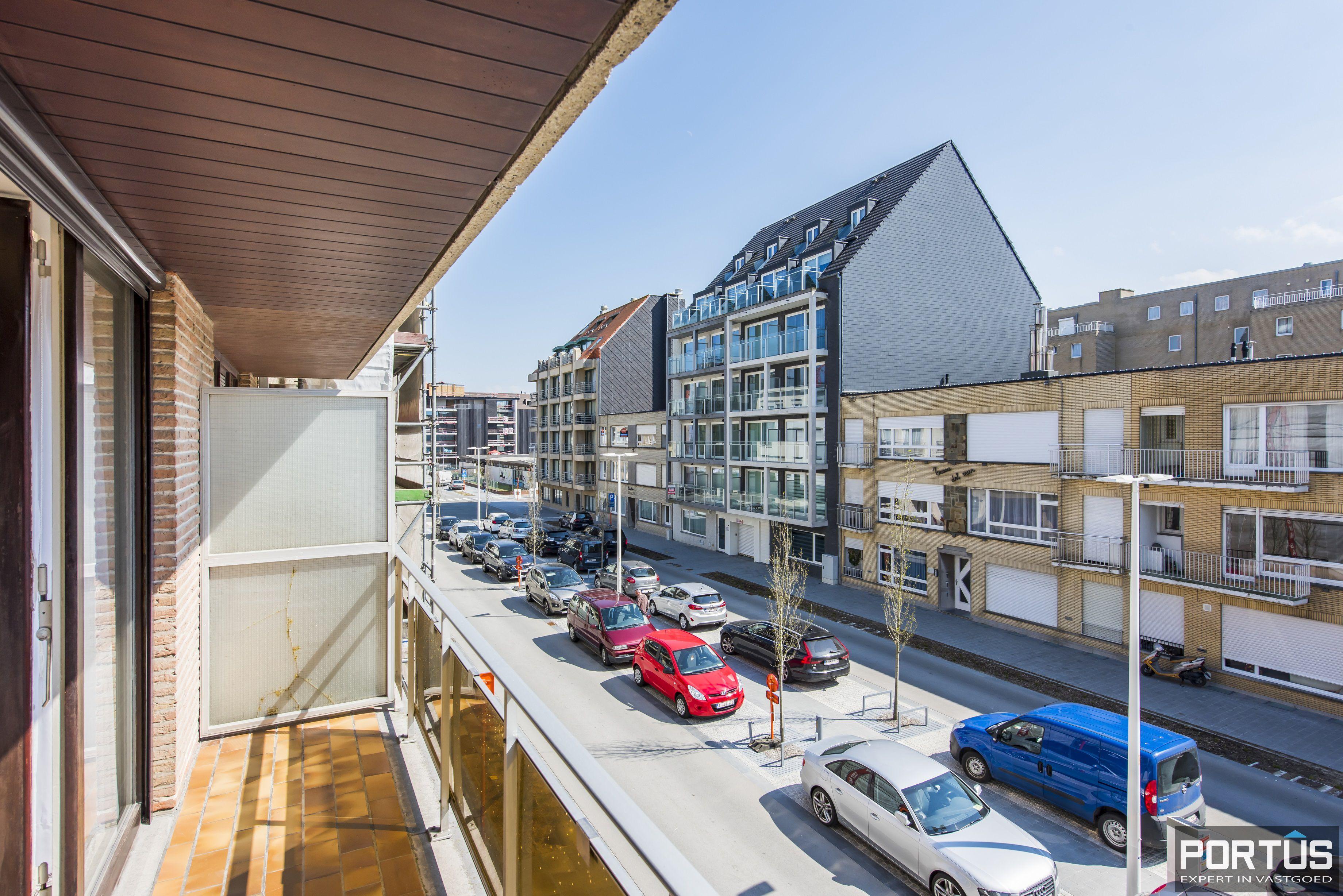 Studio met ruime leefruimte en zongericht terras te koop te Nieuwpoort - 10720