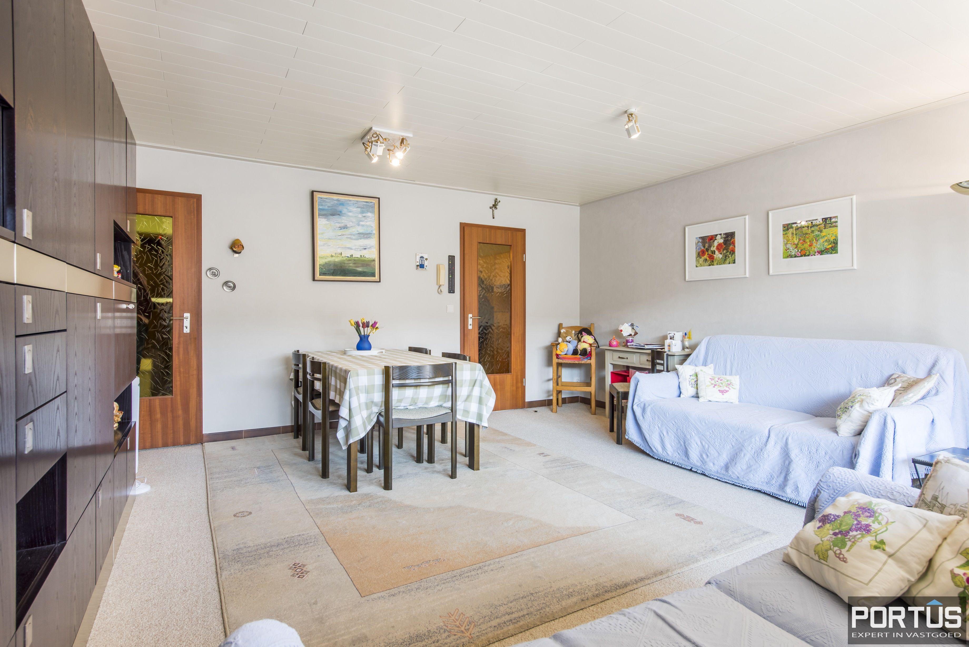 Studio met ruime leefruimte en zongericht terras te koop te Nieuwpoort - 10721