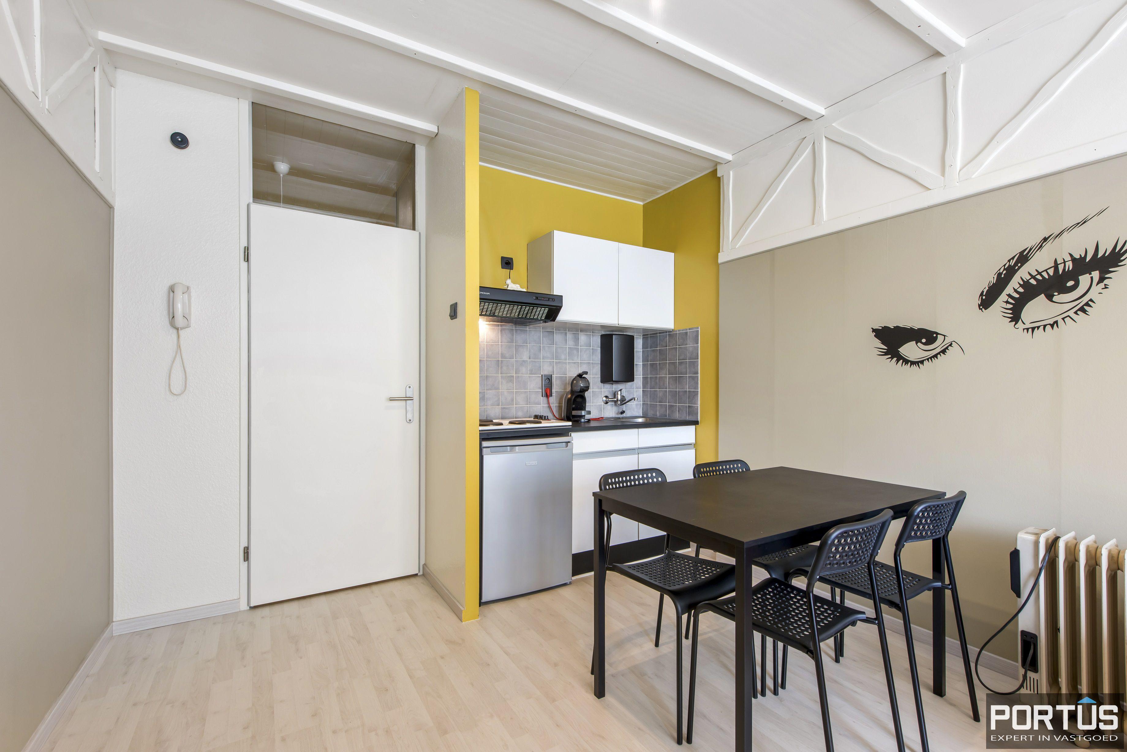 Instapklare studio te koop te Nieuwpoort - 10732