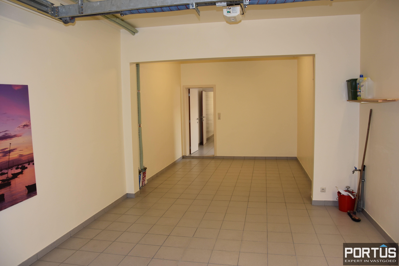 Woning te huur met 2 slaapkamers en dubbele garage in Nieuwpoort-stad - 10770