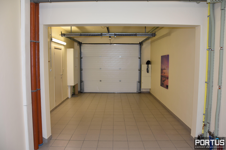 Woning te huur met 2 slaapkamers en dubbele garage in Nieuwpoort-stad - 10771
