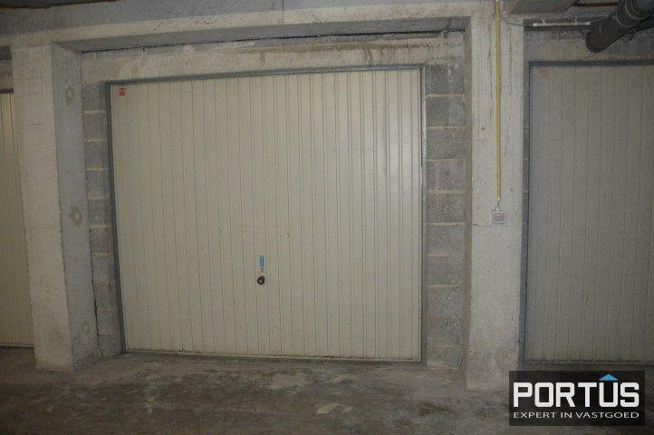 Gesloten ruime garage box te huur te Nieuwpoort