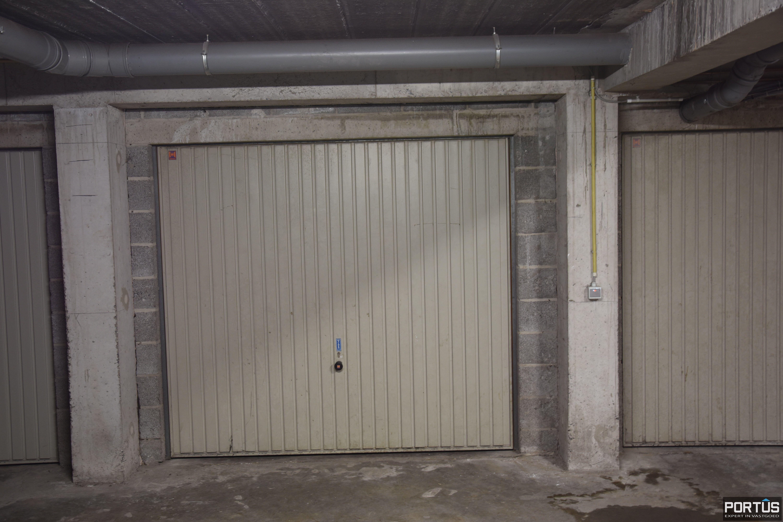 Gesloten ruime garage box te huur te Nieuwpoort - 10826
