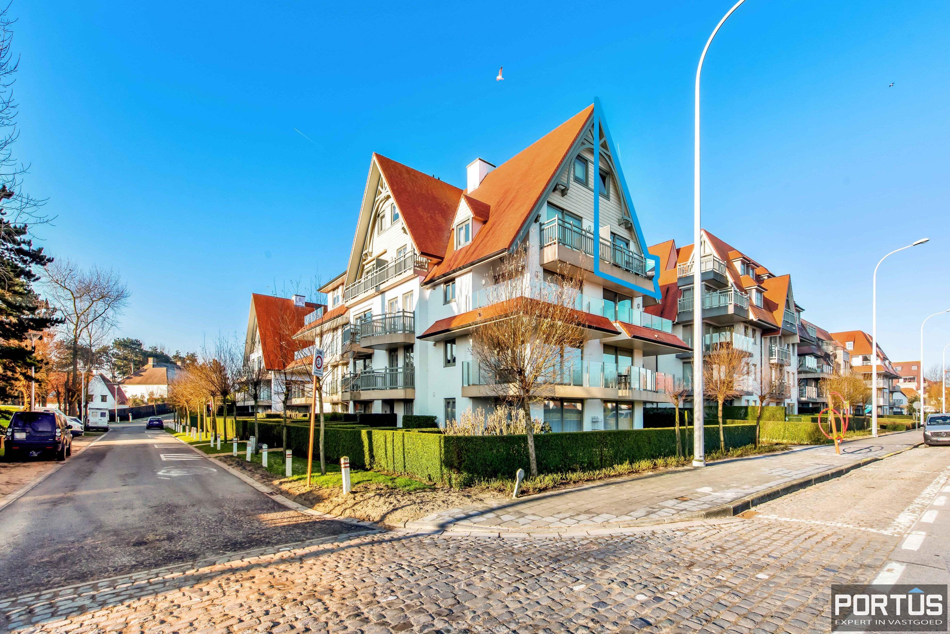 Instapklare duplex met 2 slaapkamers te koop te Nieuwpoort - 10847