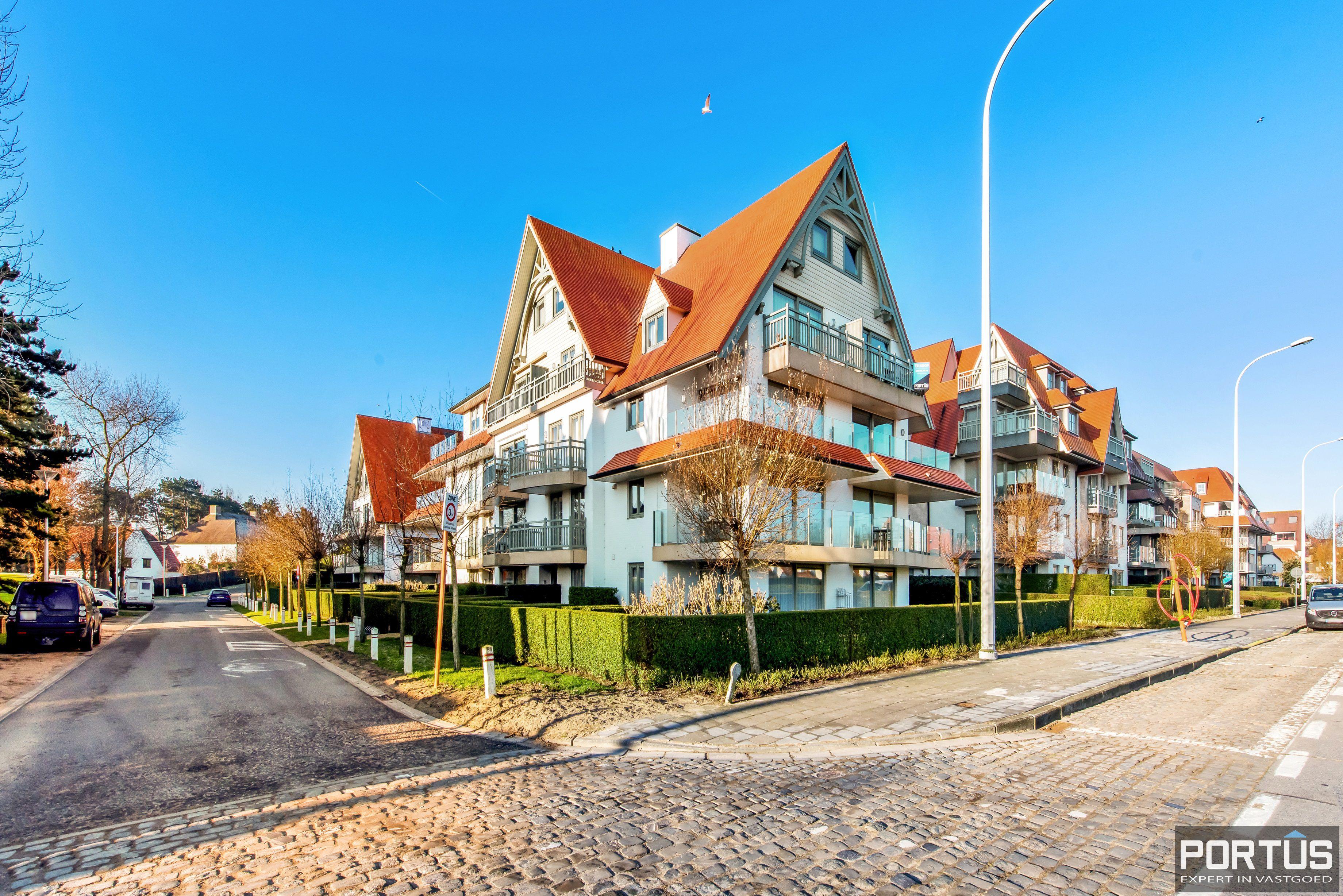 Instapklare duplex met 2 slaapkamers te koop te Nieuwpoort - 10848