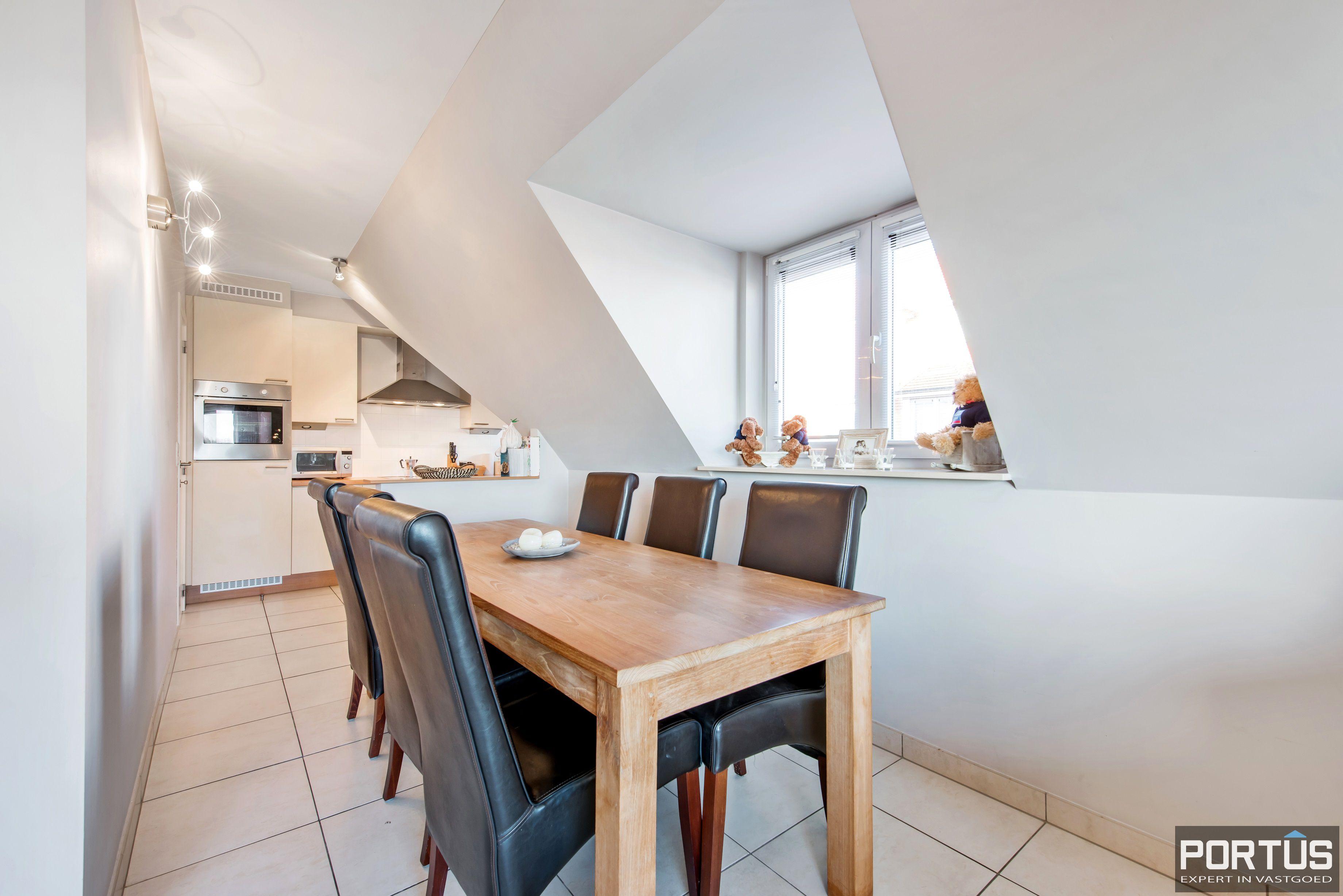 Instapklare duplex met 2 slaapkamers te koop te Nieuwpoort - 10849