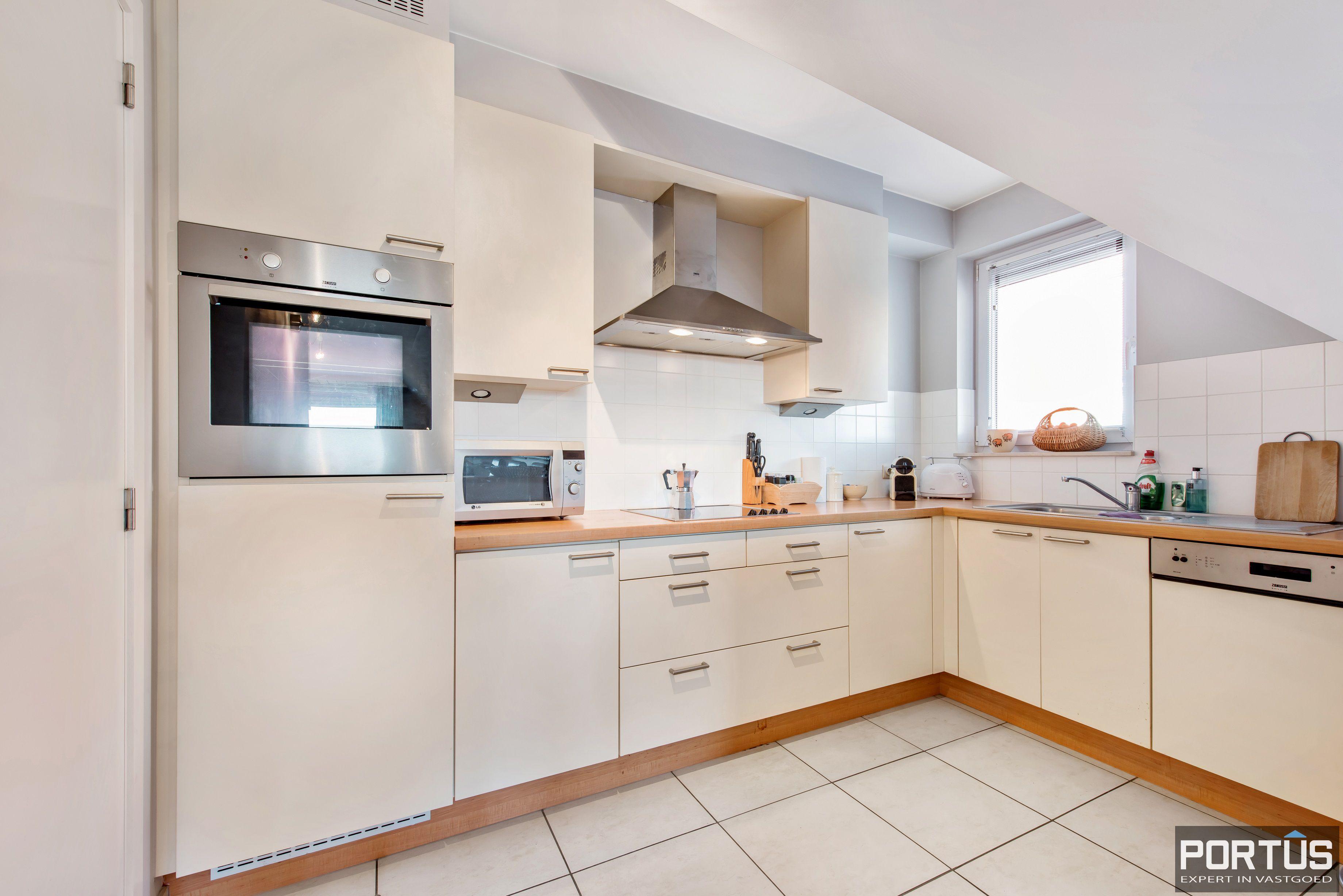 Instapklare duplex met 2 slaapkamers te koop te Nieuwpoort - 10850