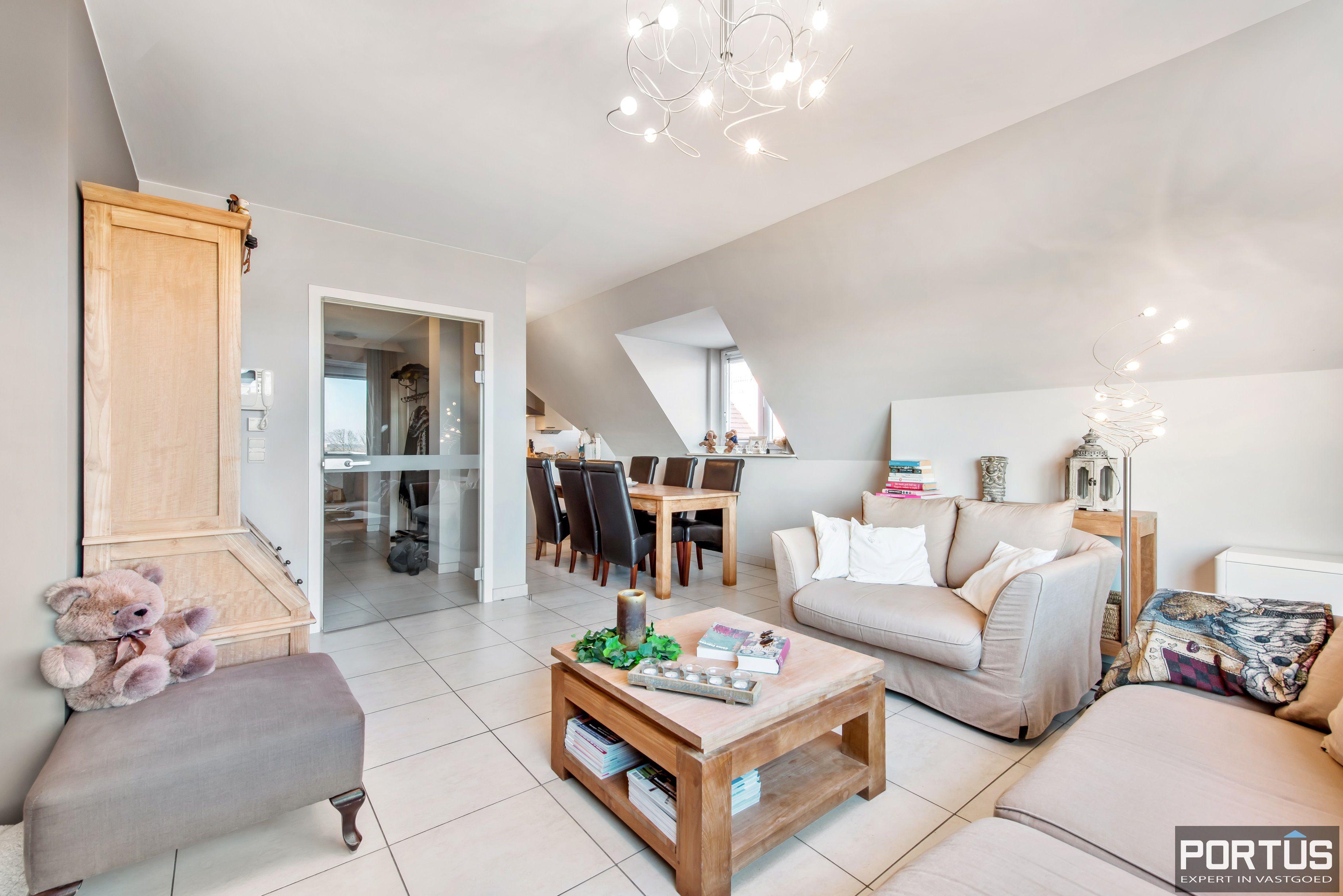 Instapklare duplex met 2 slaapkamers te koop te Nieuwpoort - 10853